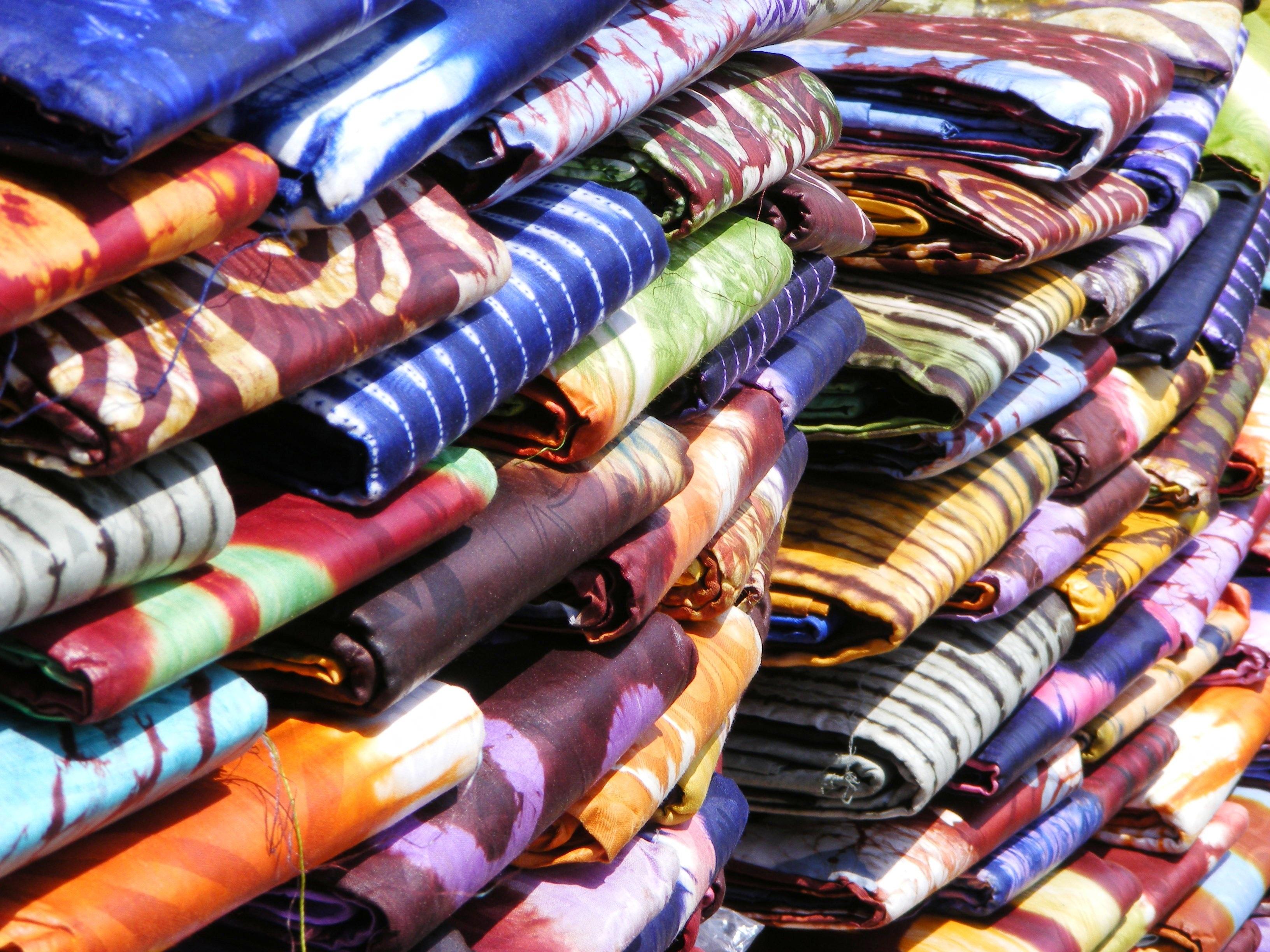Виды ткани для одежды картинки