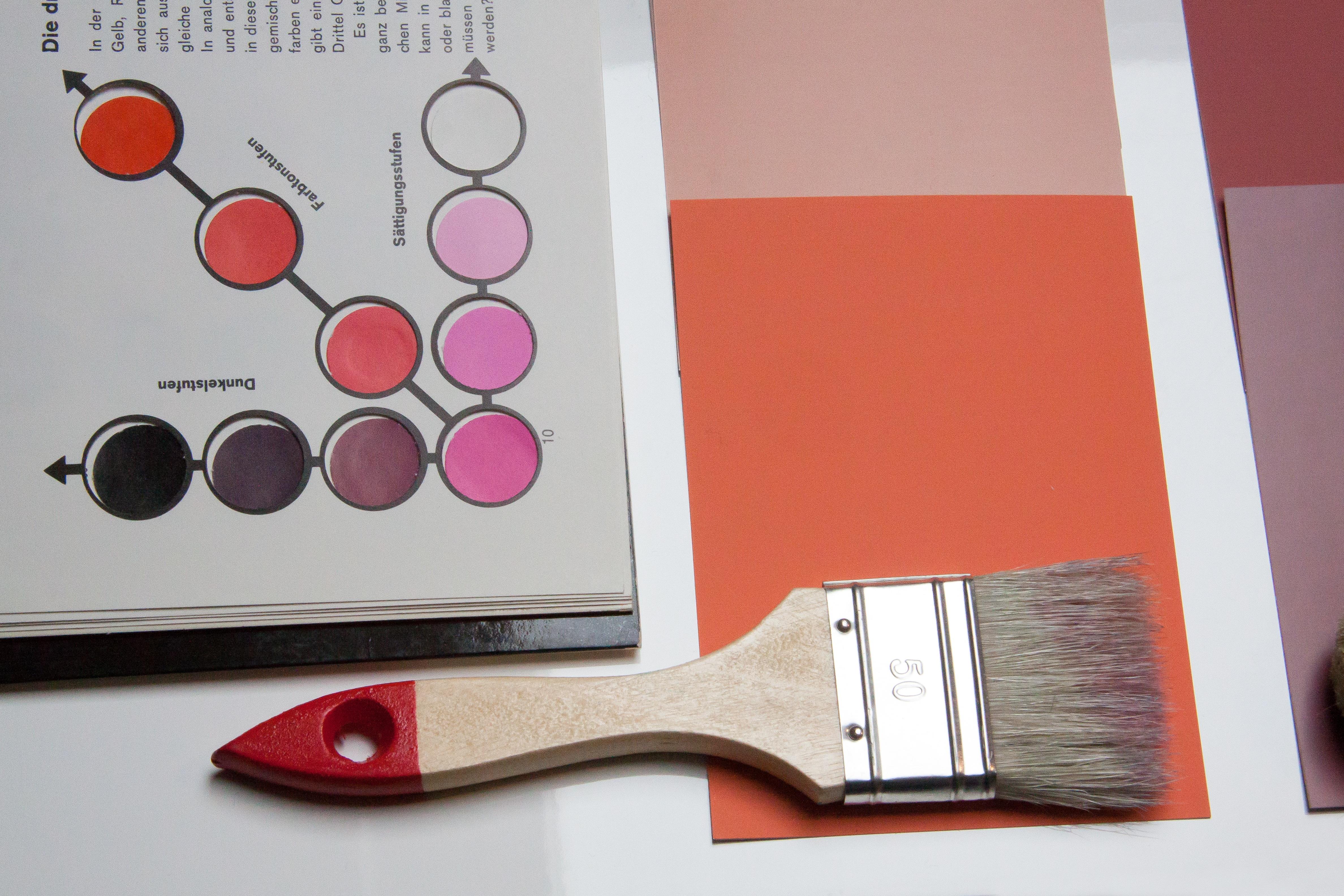 Innenarchitektur Lehre kostenlose foto farbe innenarchitektur schriftart maler