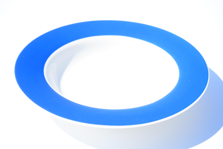 Fotos gratis color plato azul vistoso vajilla for Vajilla de platos