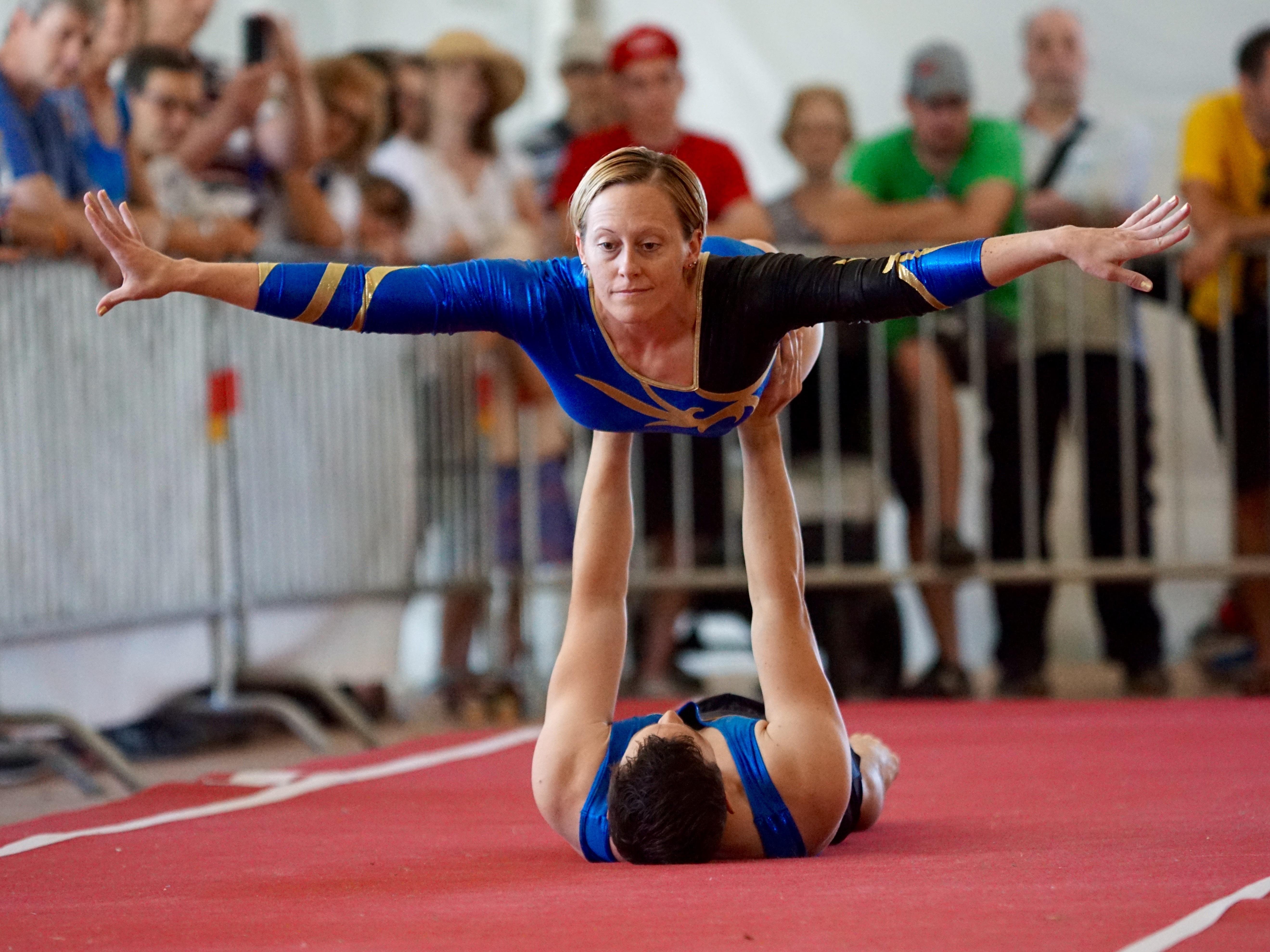 Fotos gratis competencia deportes atletismo gimnasia for Ejercicios de gimnasia
