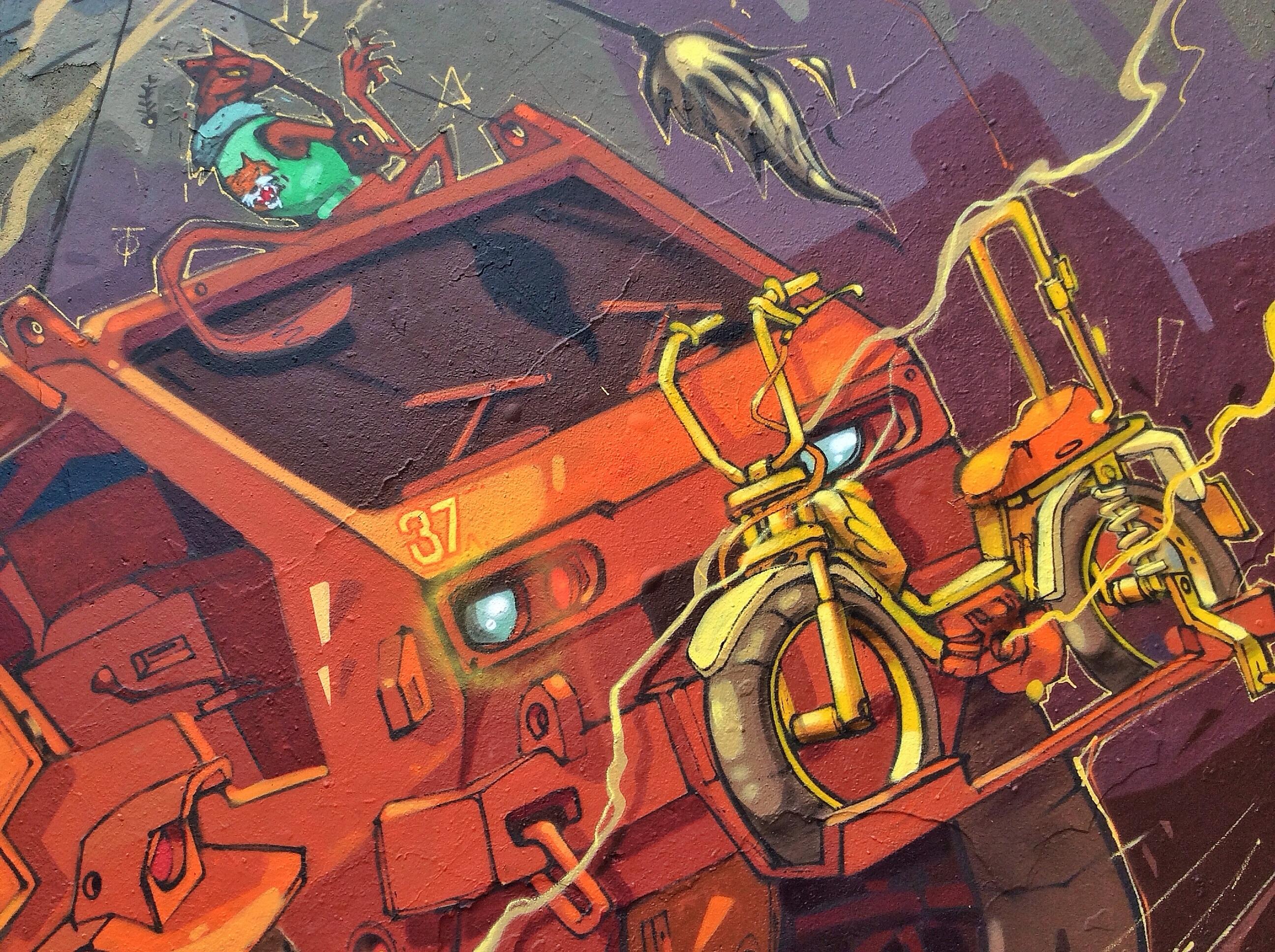 Игры про граффити на компьютер скачать
