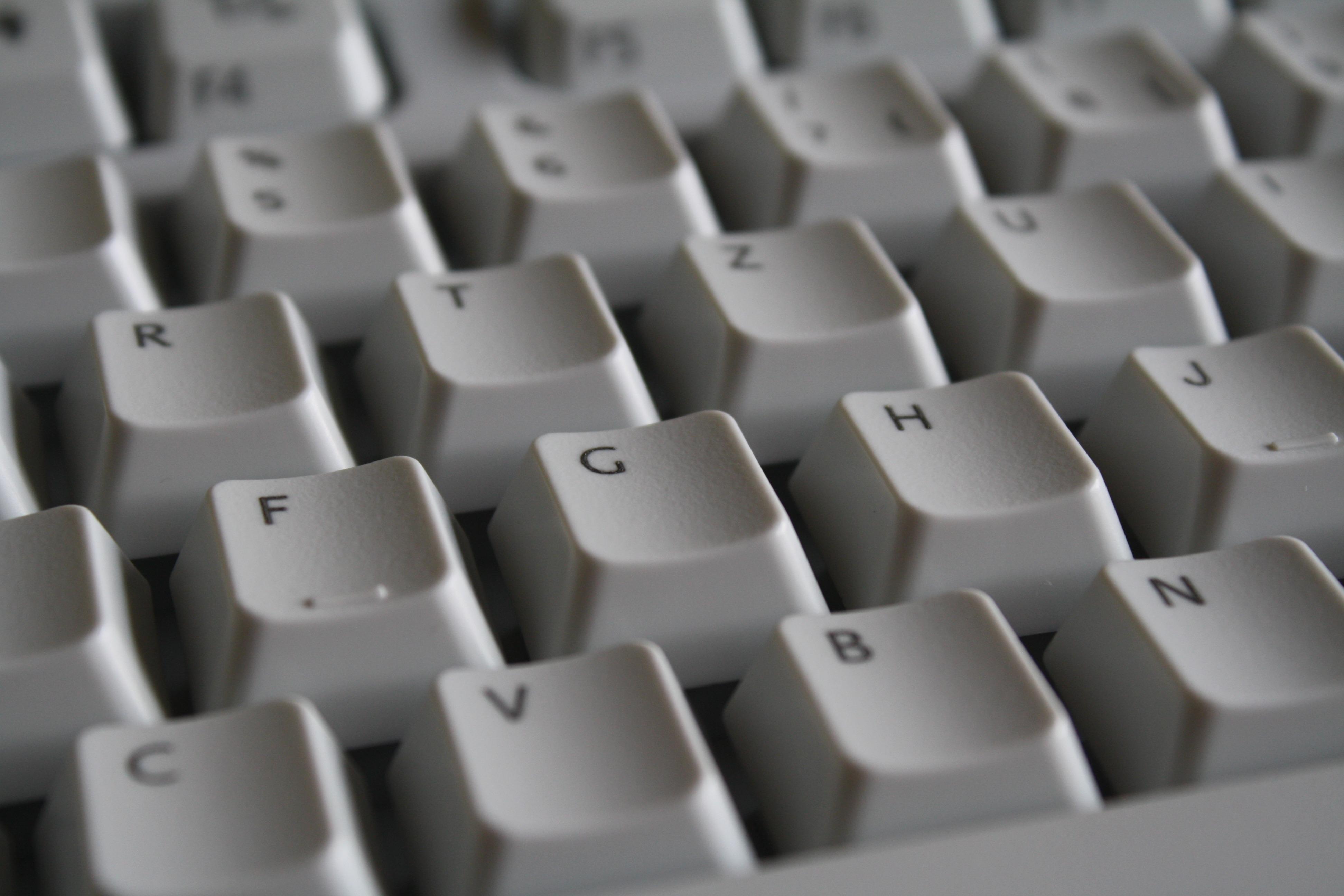 фотография клавиатуры крупным планом сообщил пресс-секретарь