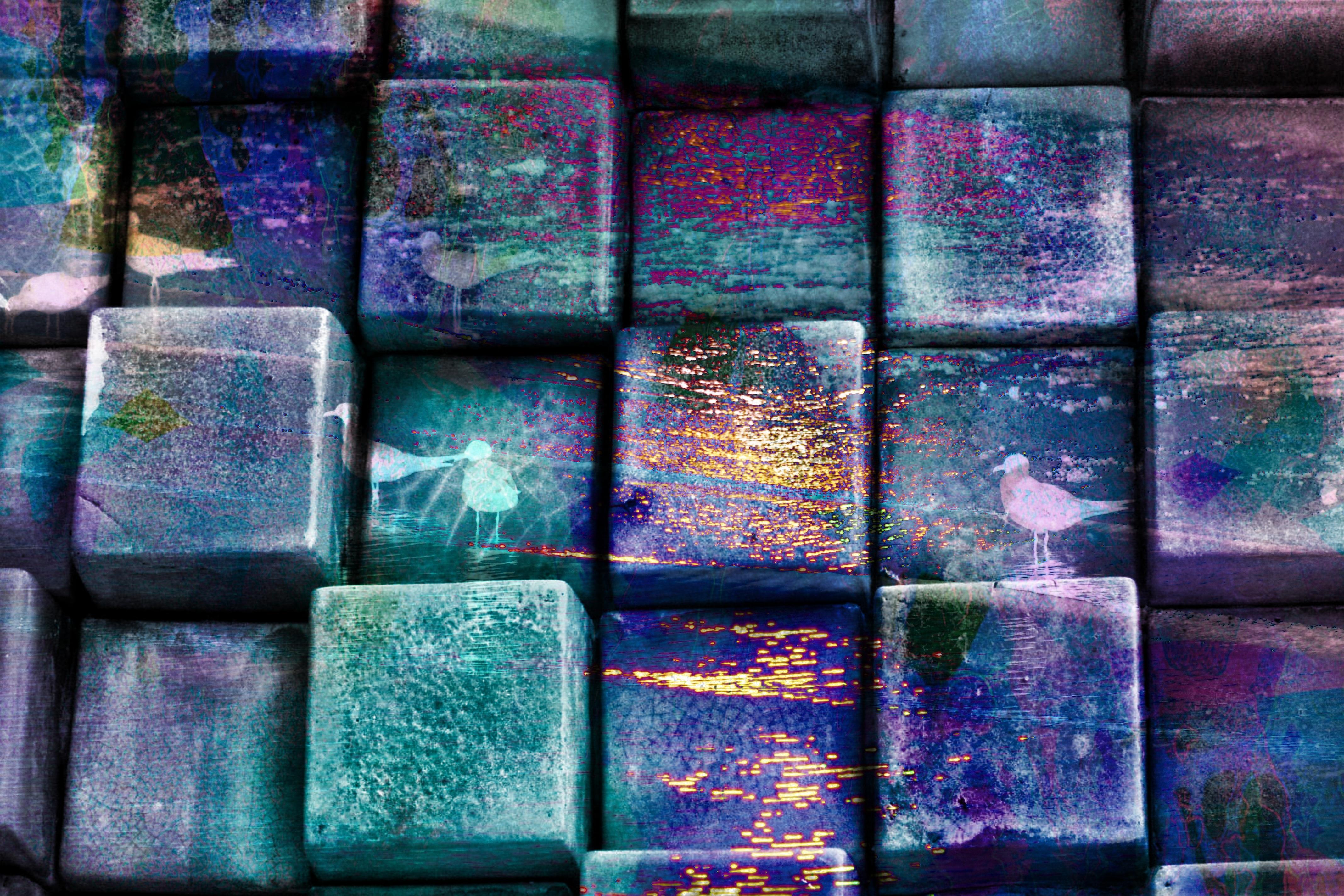 Kostenlose Foto : Kreativ, Abstrakt, Textur, Lila, Glas, Muster, Linie,  Rot, Farbe, Platz, Blau, Bunt, Modern, Kreis, Entwurf, Reihen, Quadrate,  Splatter, ...