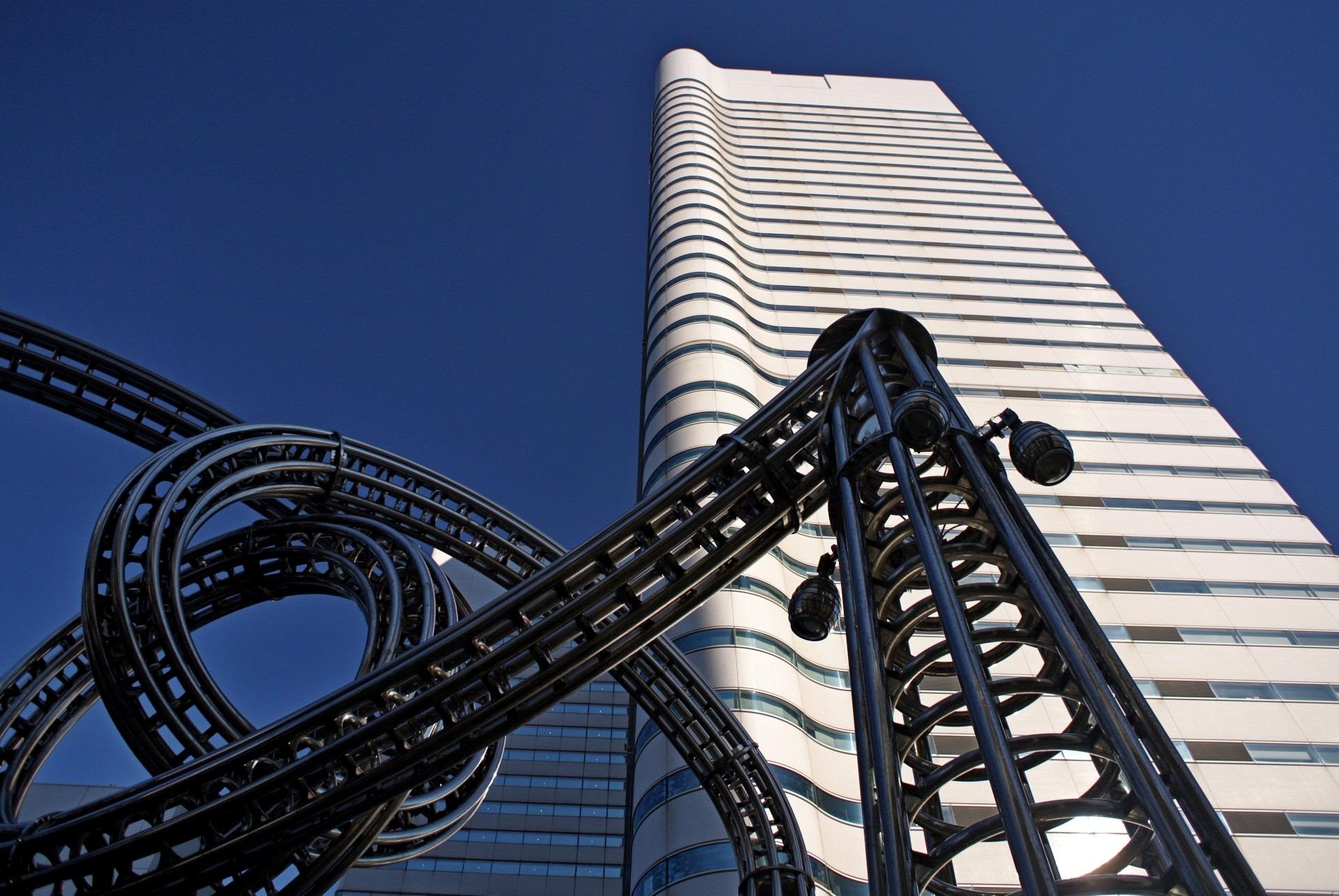 Fotos gratis creativo arquitectura rascacielos for Arquitectura en linea gratis