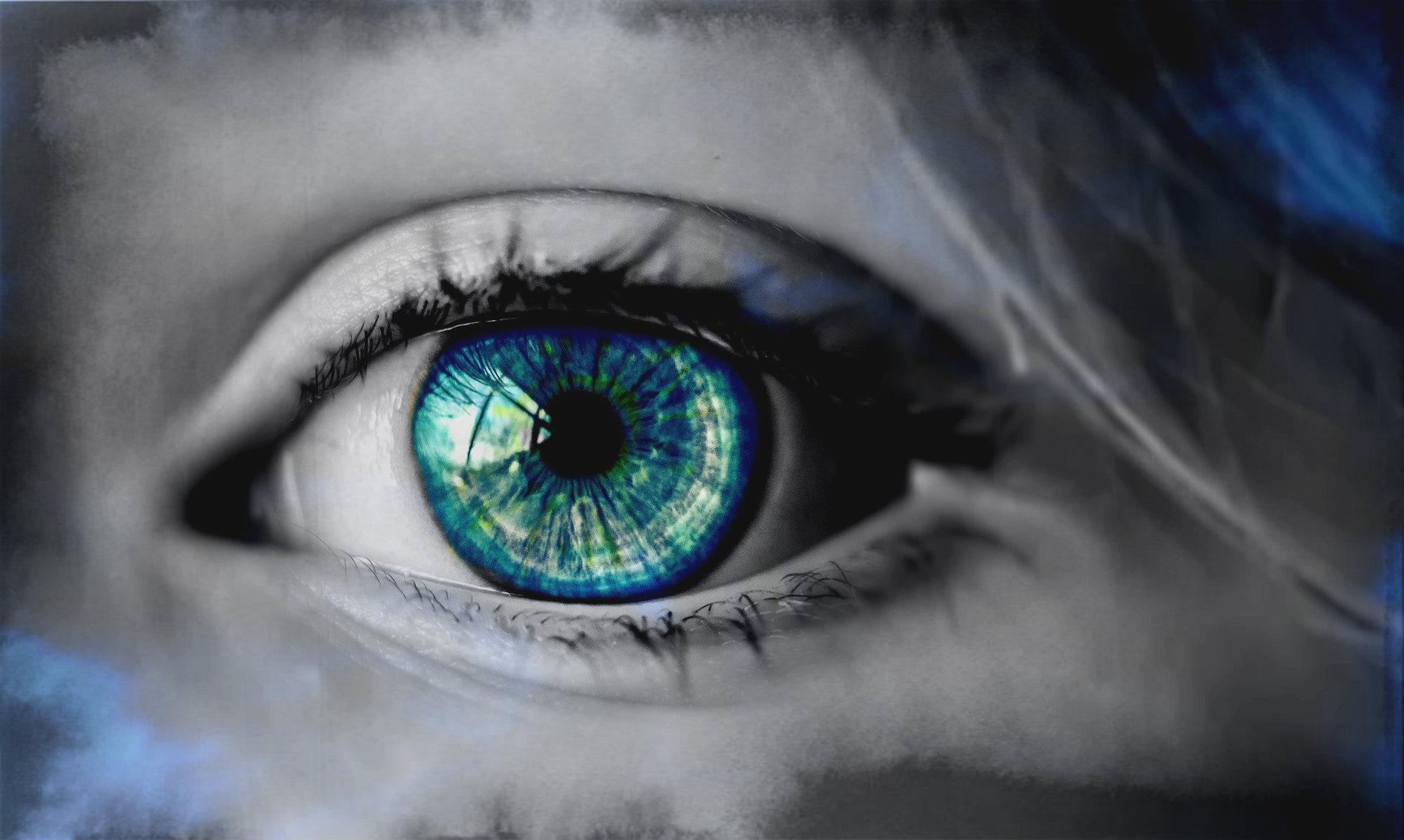 kostenlose foto kreativ farbe blau nahansicht menschlicher k rper iris auge fantasie. Black Bedroom Furniture Sets. Home Design Ideas