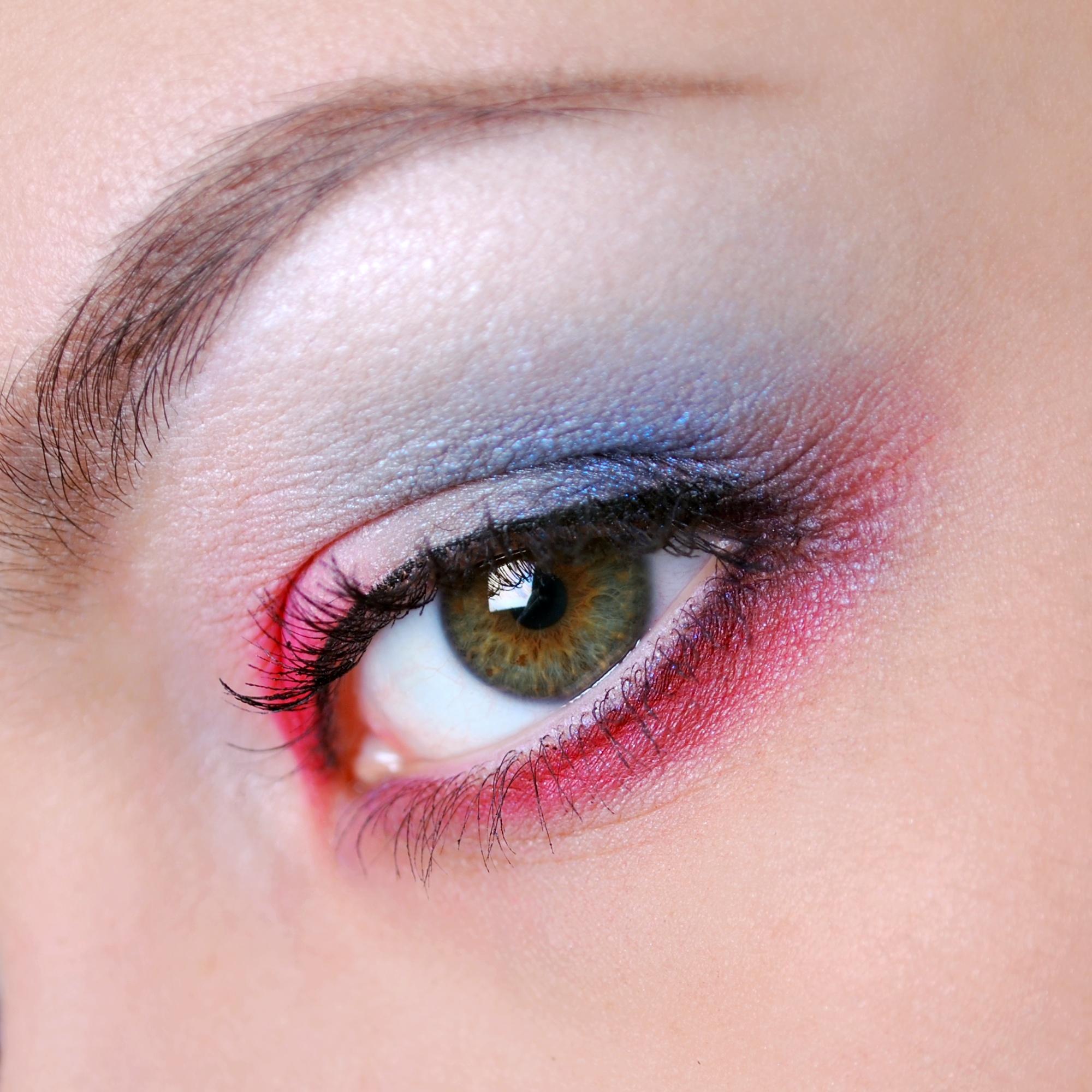Армянский макияж глаз фото