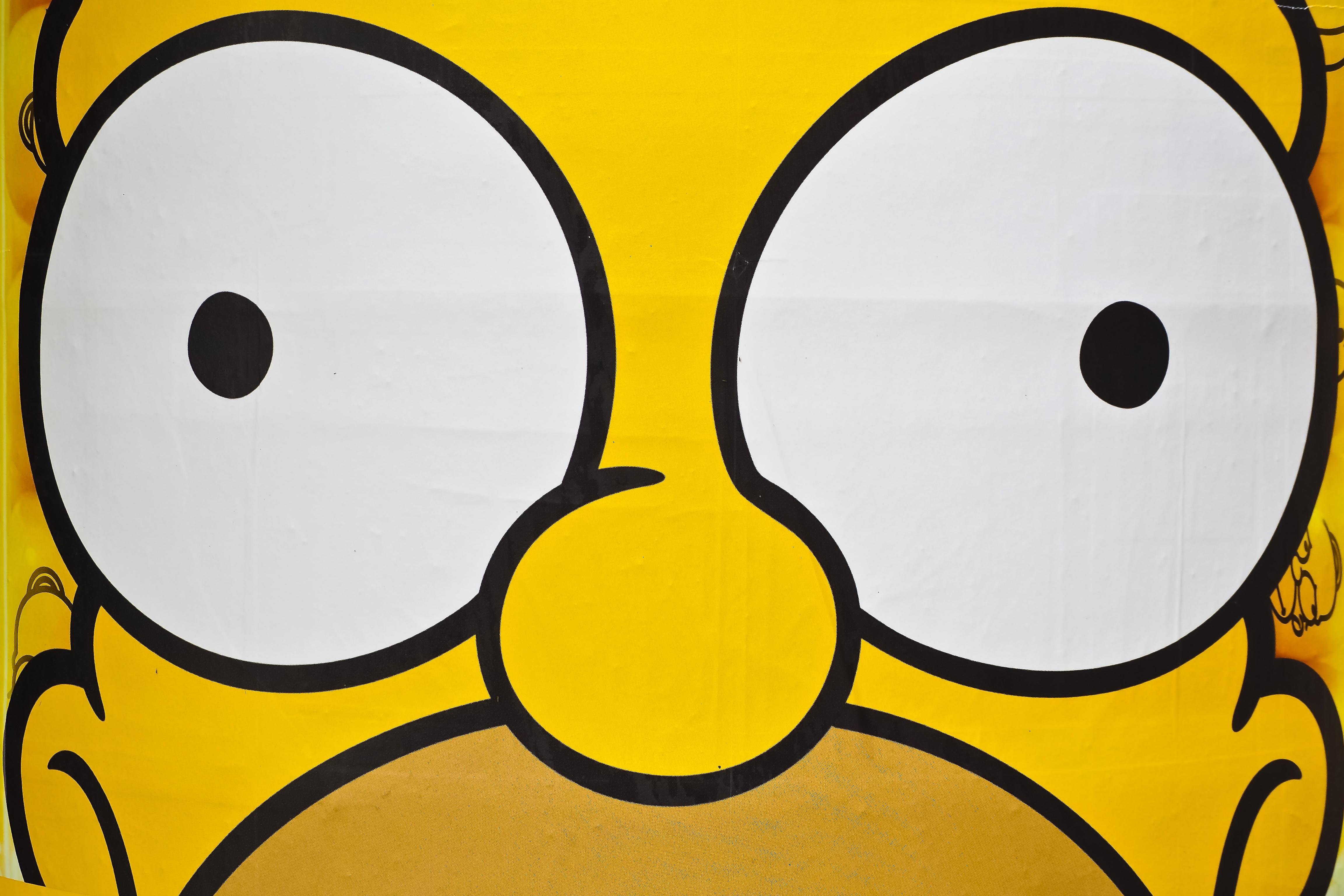 94+ Gambar Kartun Warna Kuning HD