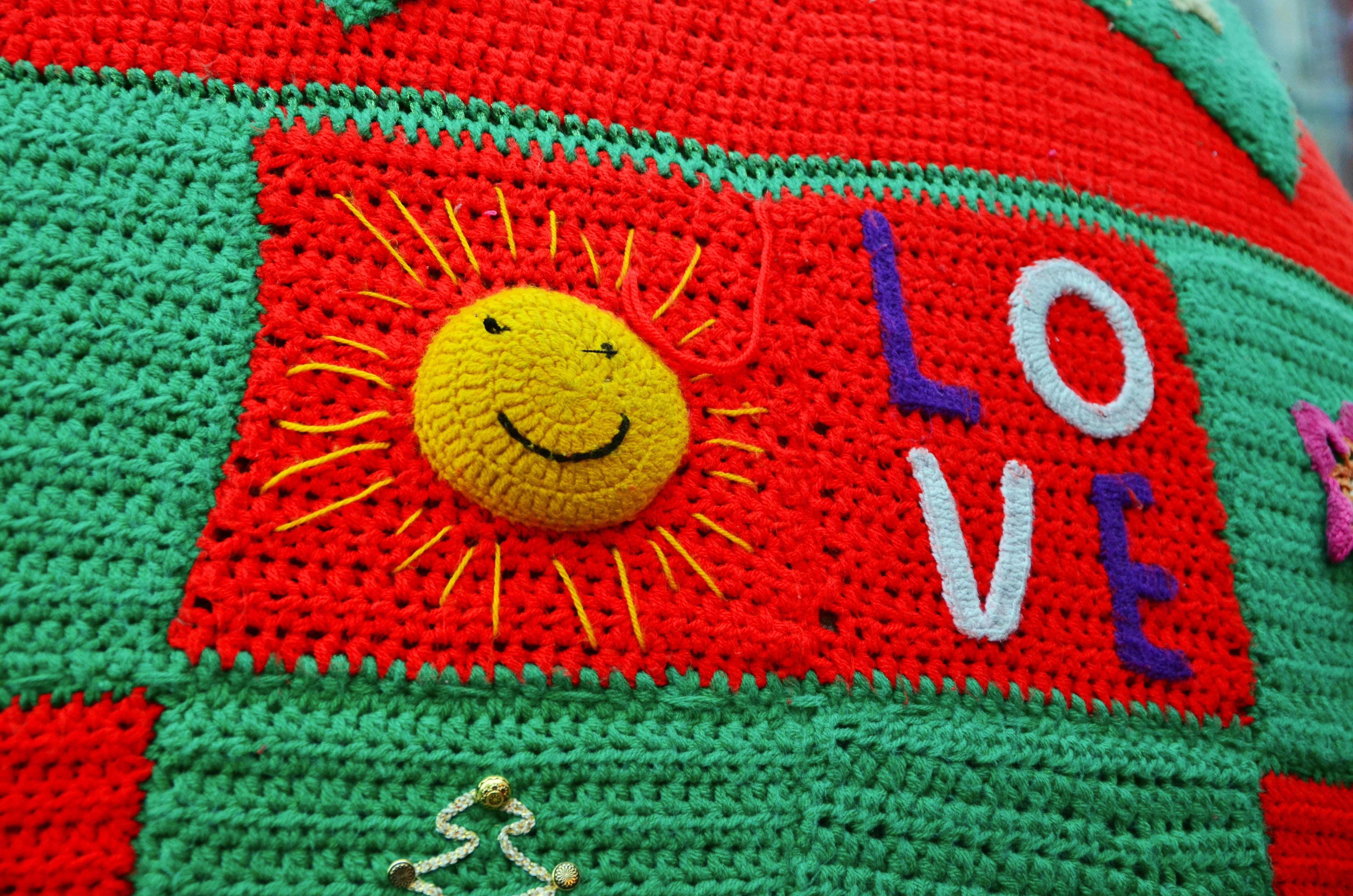 Fotos gratis : creativo, estructura, patrón, verde, rojo, color ...