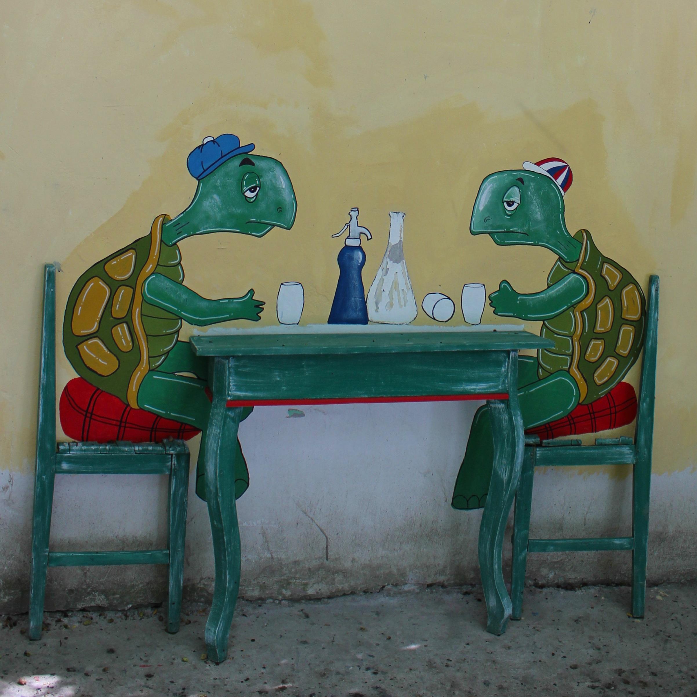 Fotos gratis : creativo, textura, pared, verde, color, pintar, azul ...