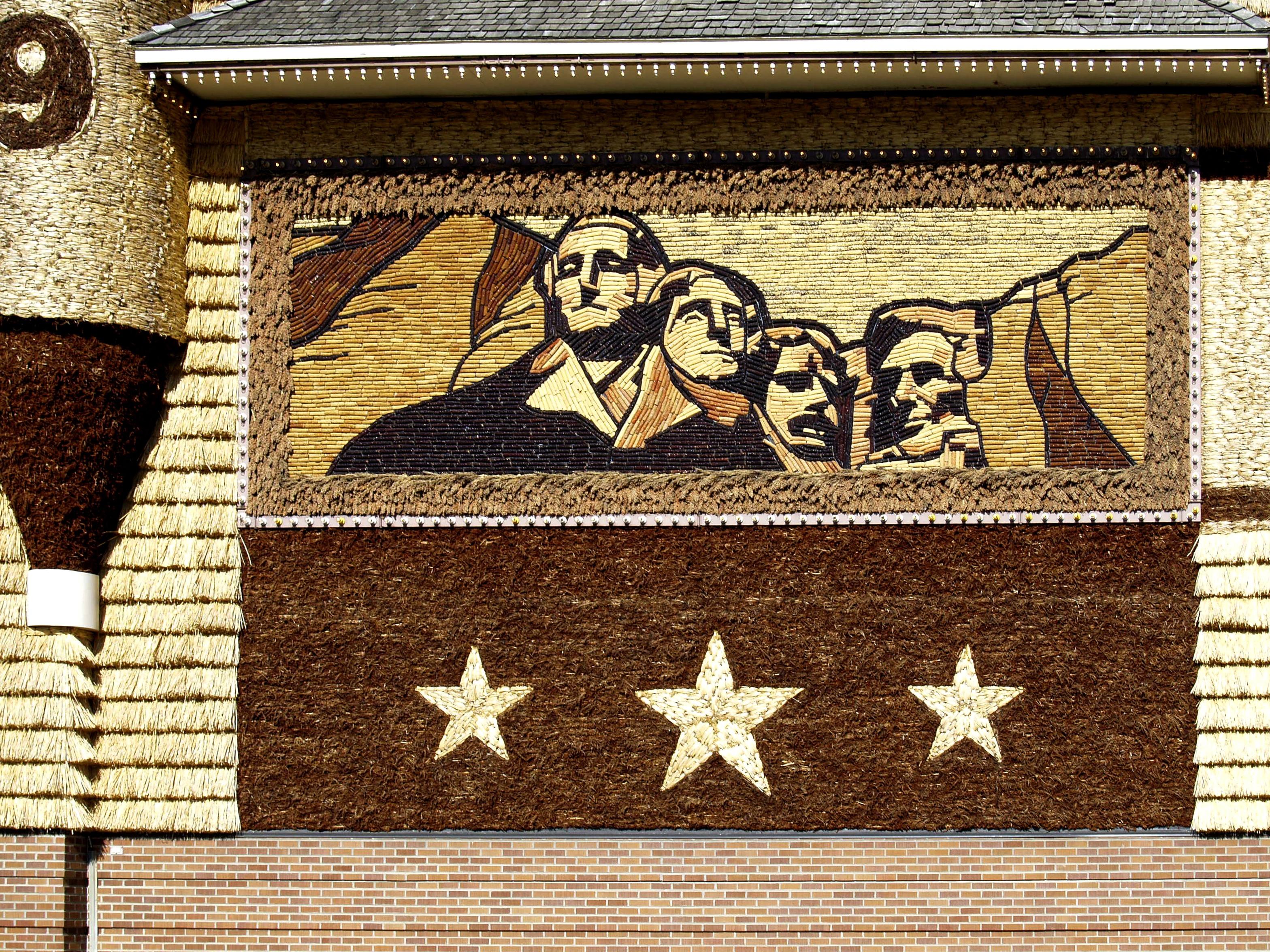 Creative Usa Furniture Artwork Mount Rushmore Art Creativity Design Picture  Frame Carving Replica South Dakota Flooring