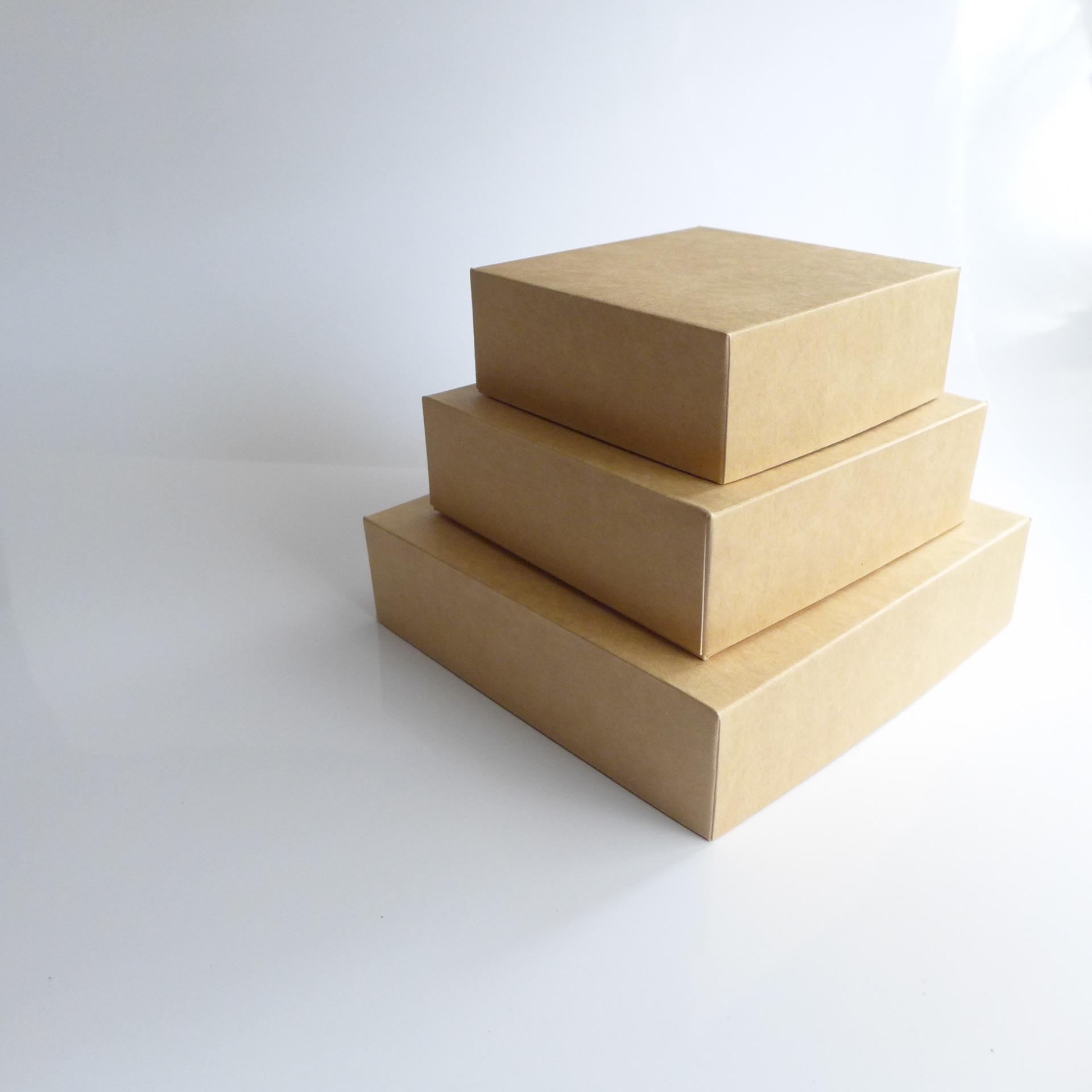 Creative Wood Celebration Gift Box Paper Present Crafts Design Rectangle Handmade Event Carton Greeting Arts And