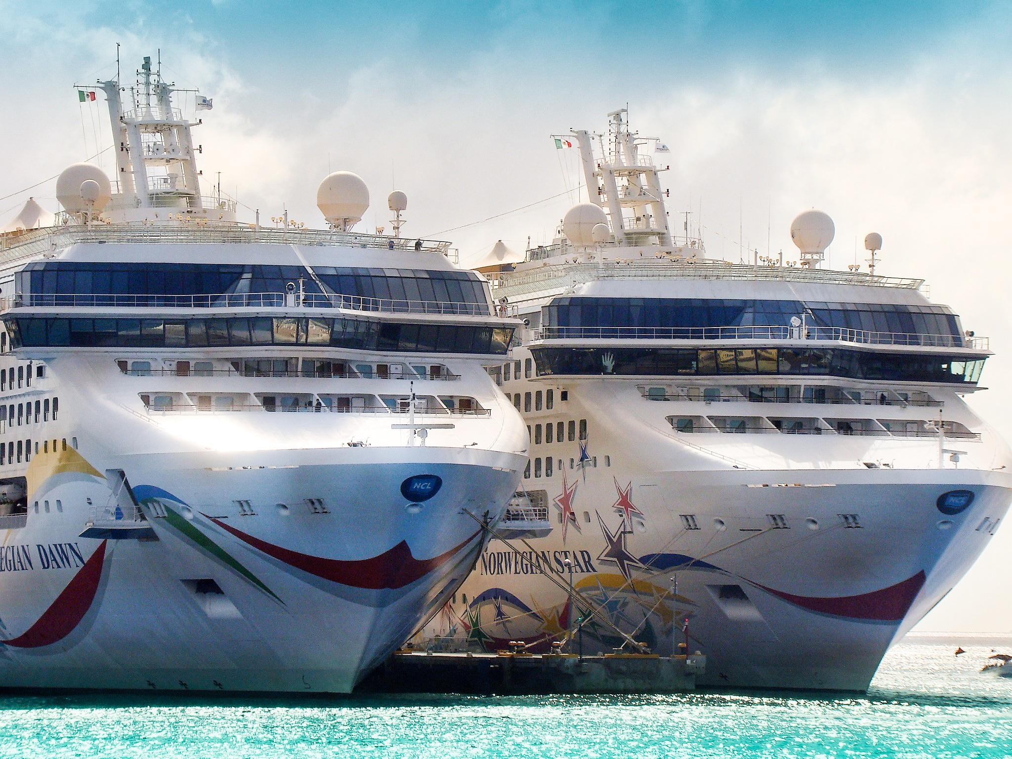Cruceros caribe Mjico Cozumel fiesta primavera mar