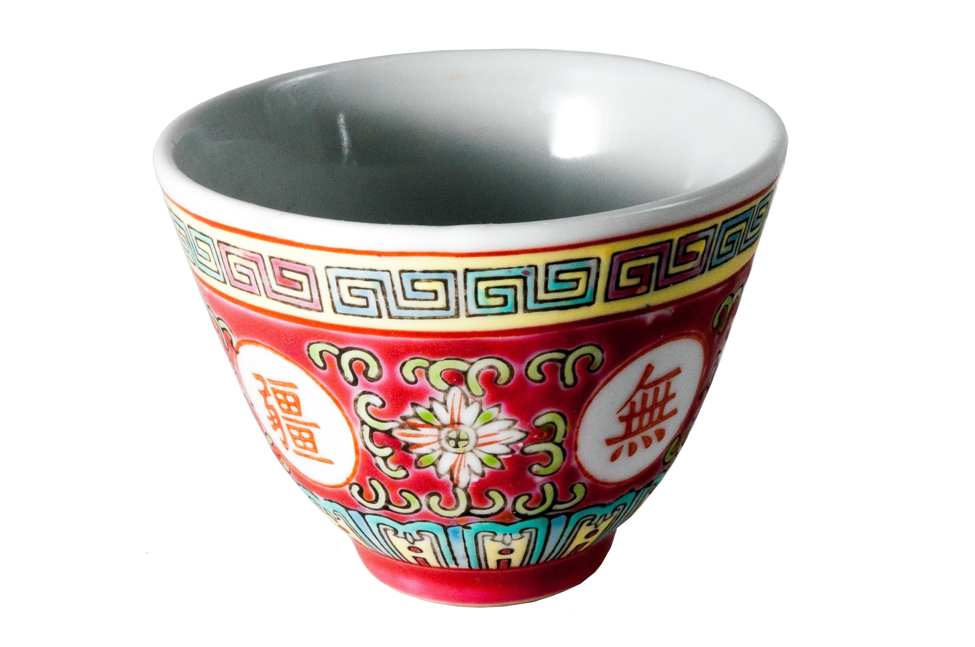 Картинка китайская посуда