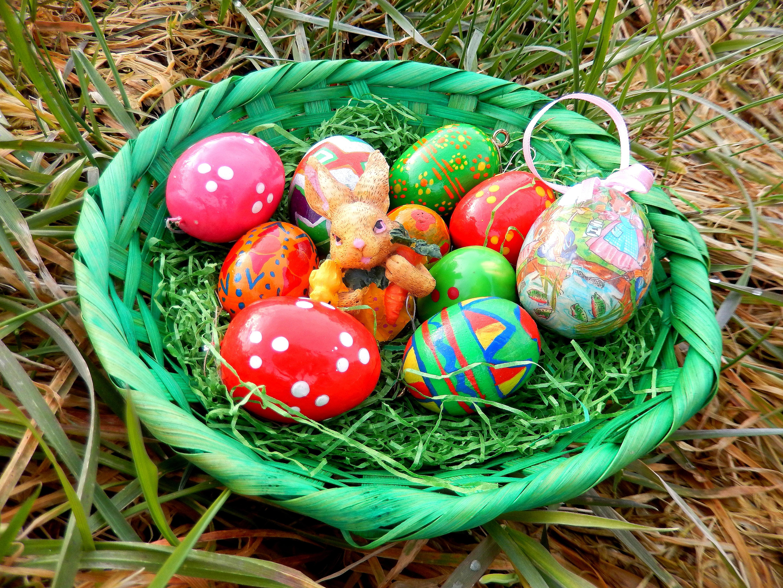 easter eggs happy food - photo #6