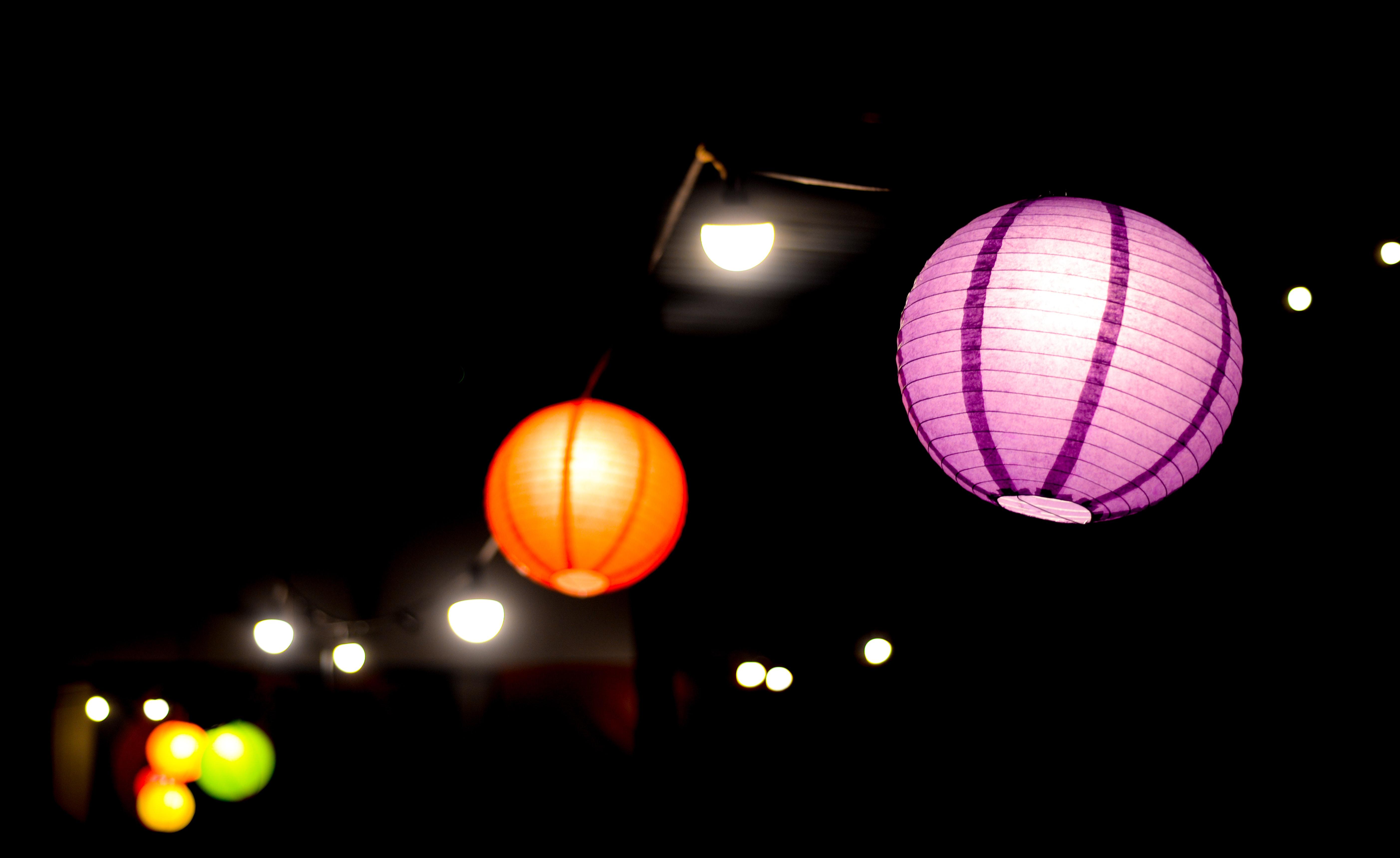 Decoration Design Illuminated Lights