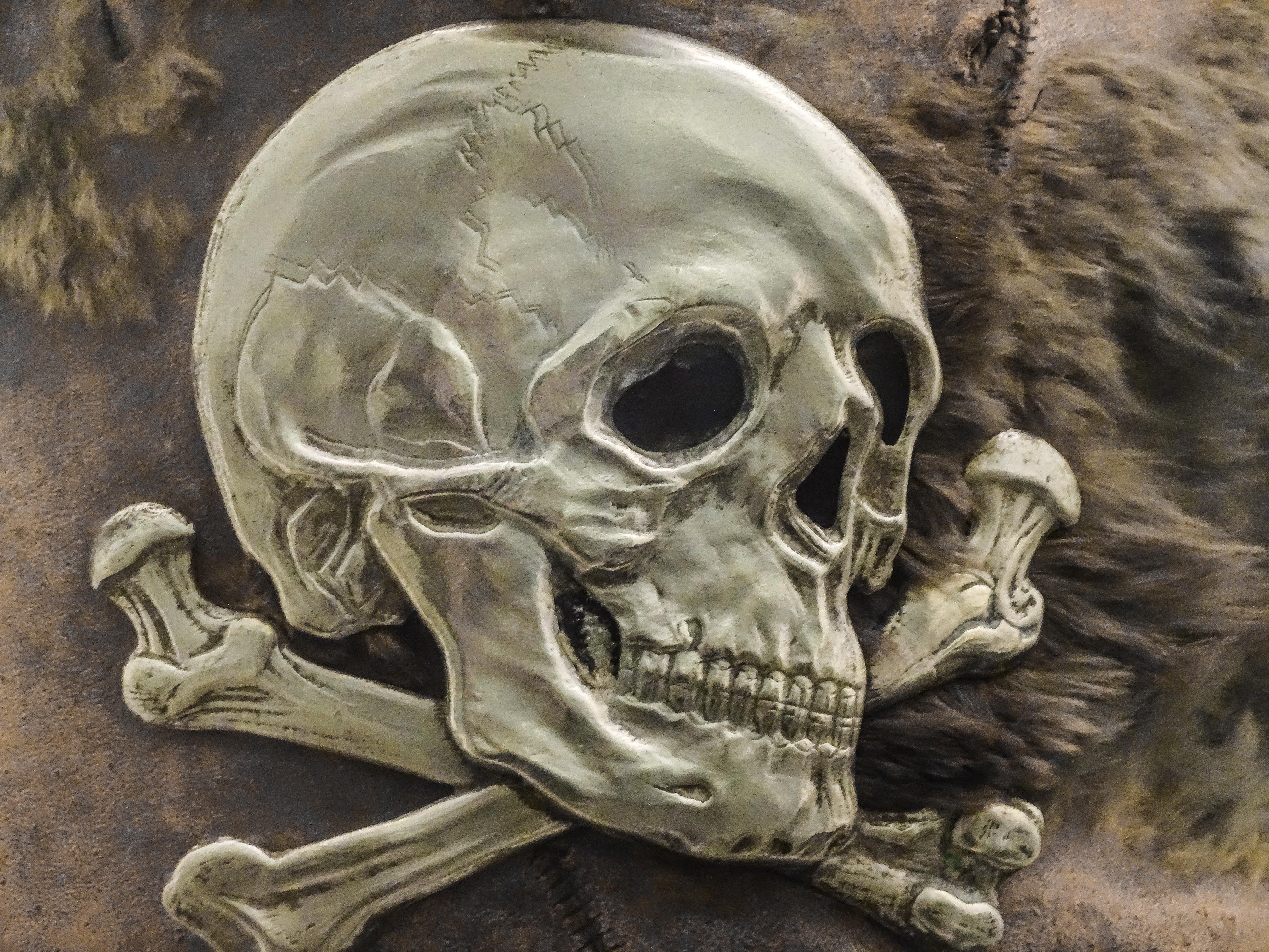 Free Images : death, skull, bone, painting, war, logo, skeleton