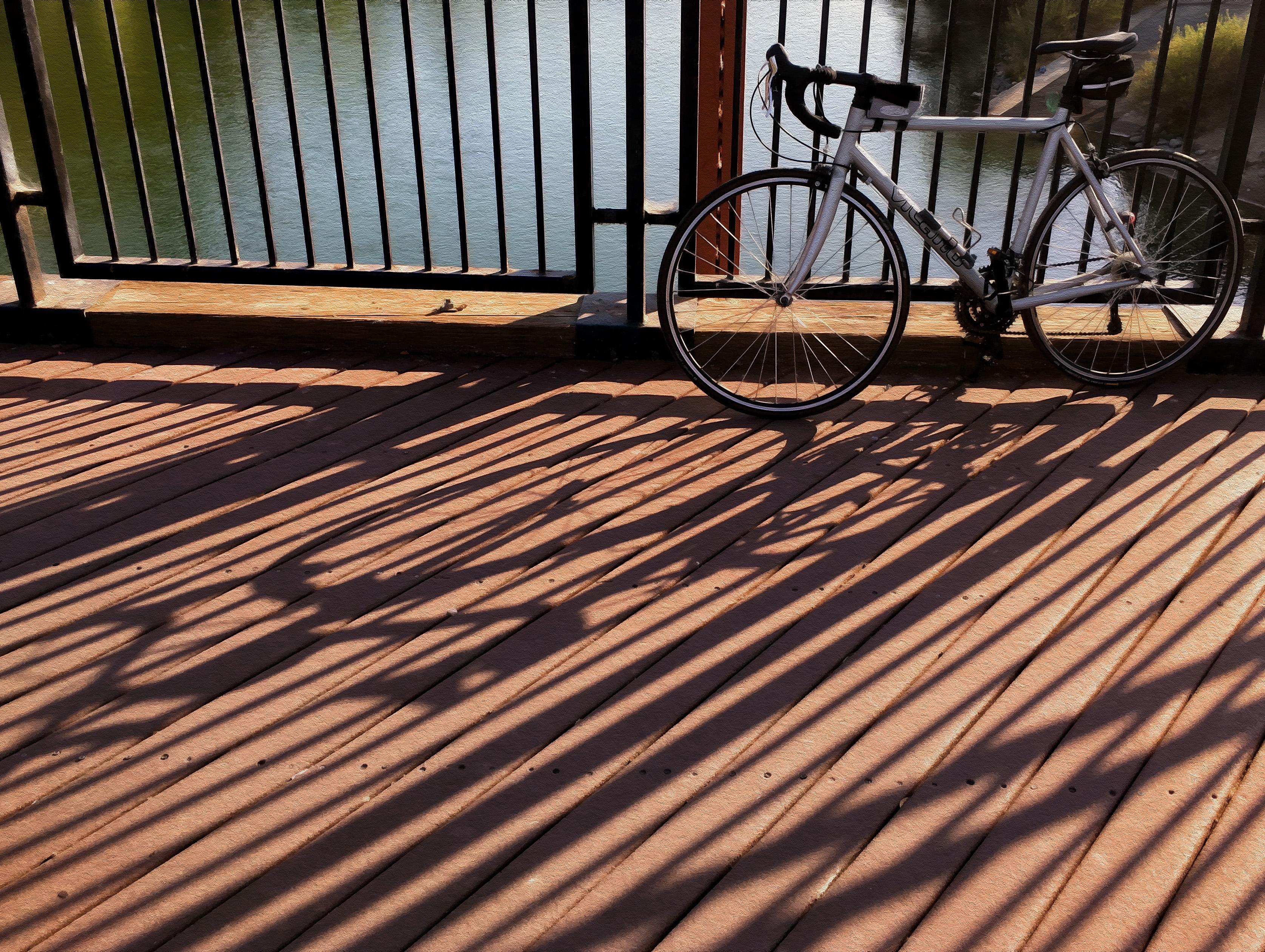 무료 이미지 : 갑판, 목재, 자전거, 아스팔트, 선, 견목, 아메리칸 ...