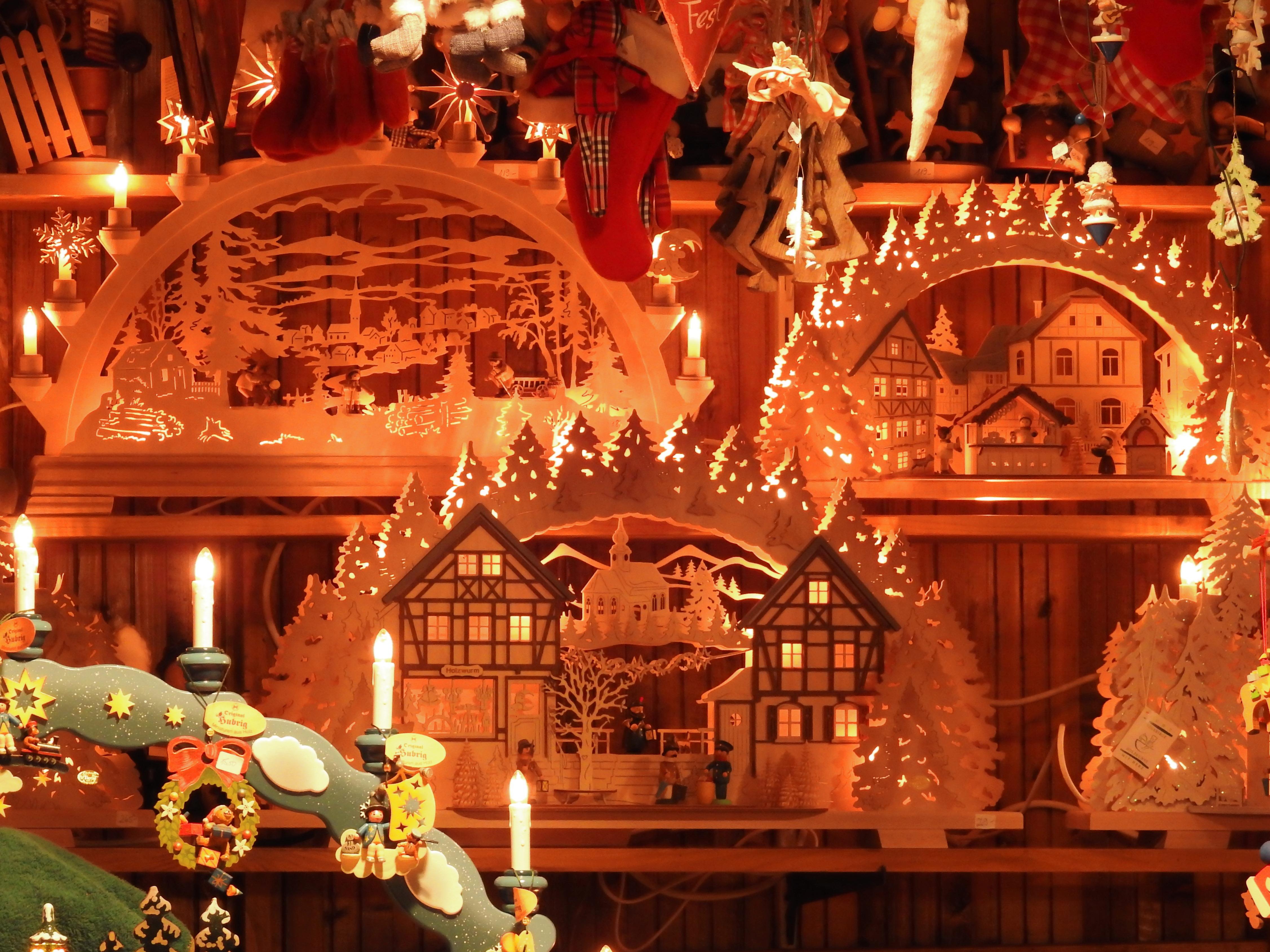 Decorazioni Sala Natale : Immagini belle : parco divertimenti natale avvento decorazione