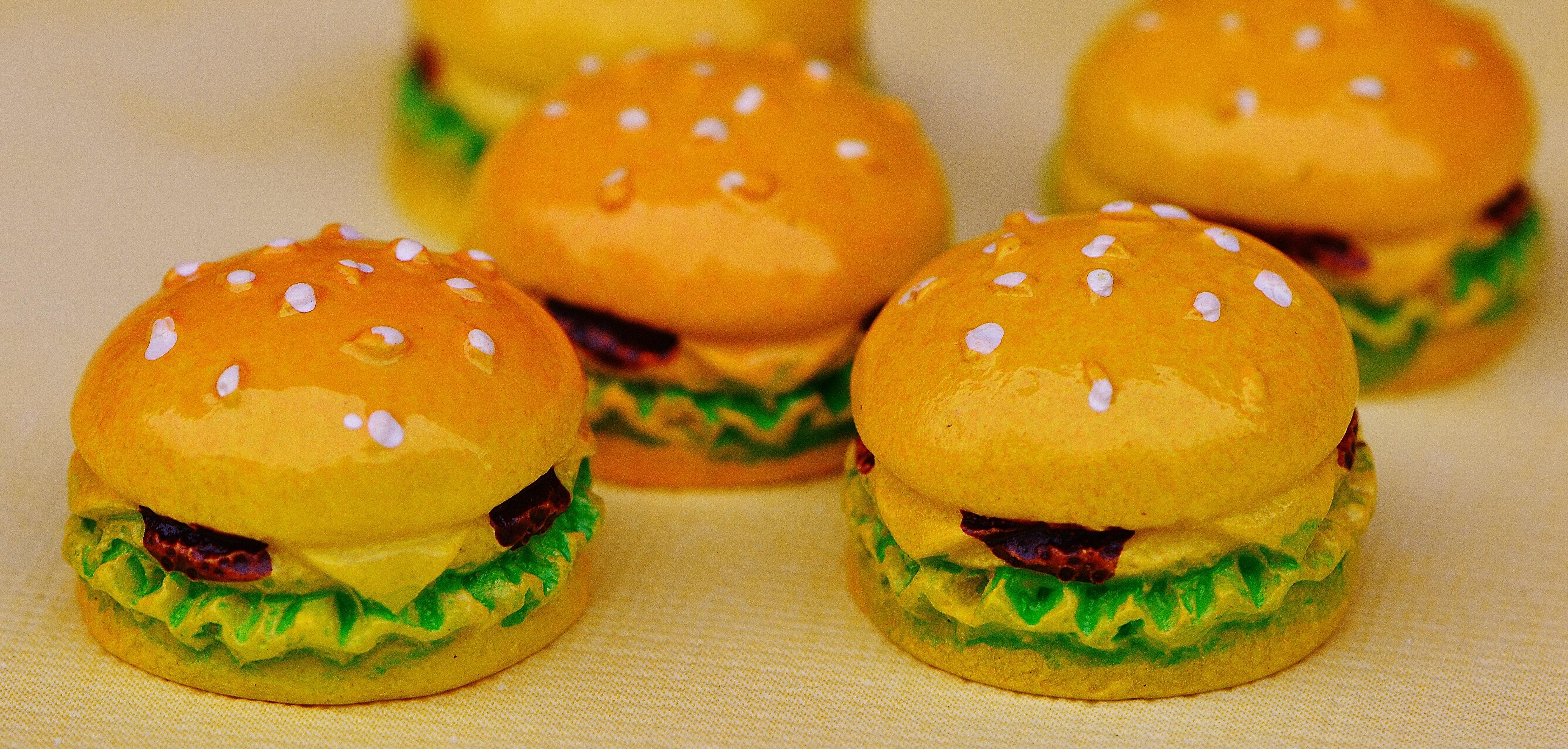 Burger kuchen produktion