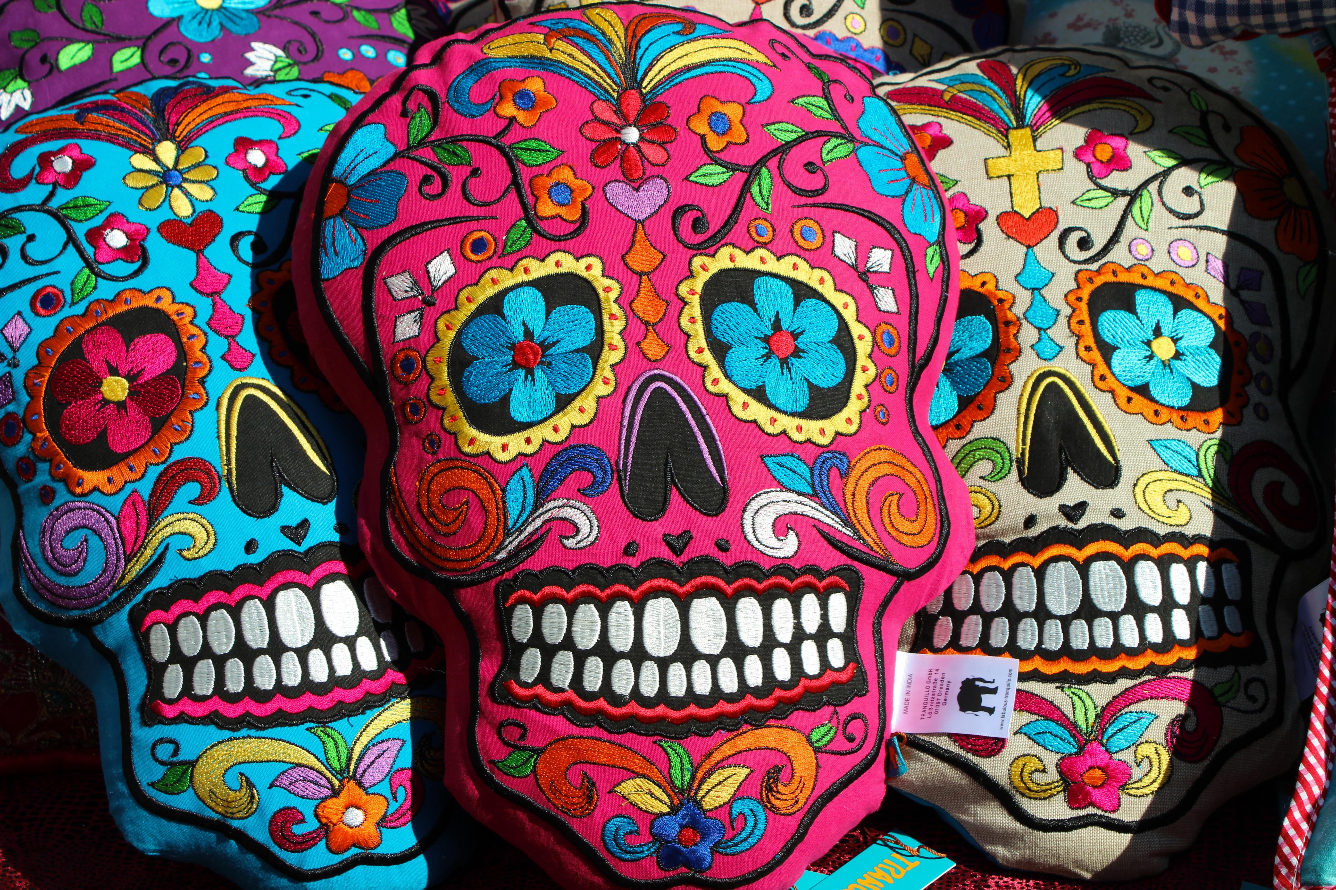 free images decoration red symbol skull bone face