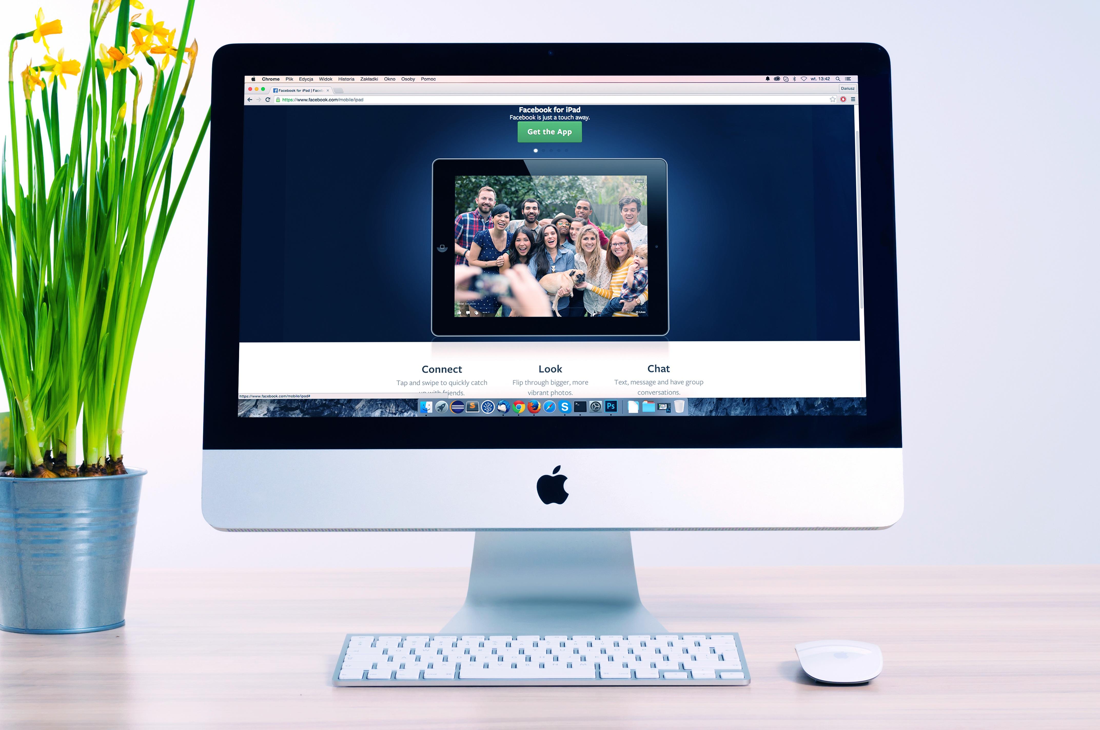 Gratis Billeder Skrivebord Sk Rm Ble Teknologi Reklame  # Television Moderne