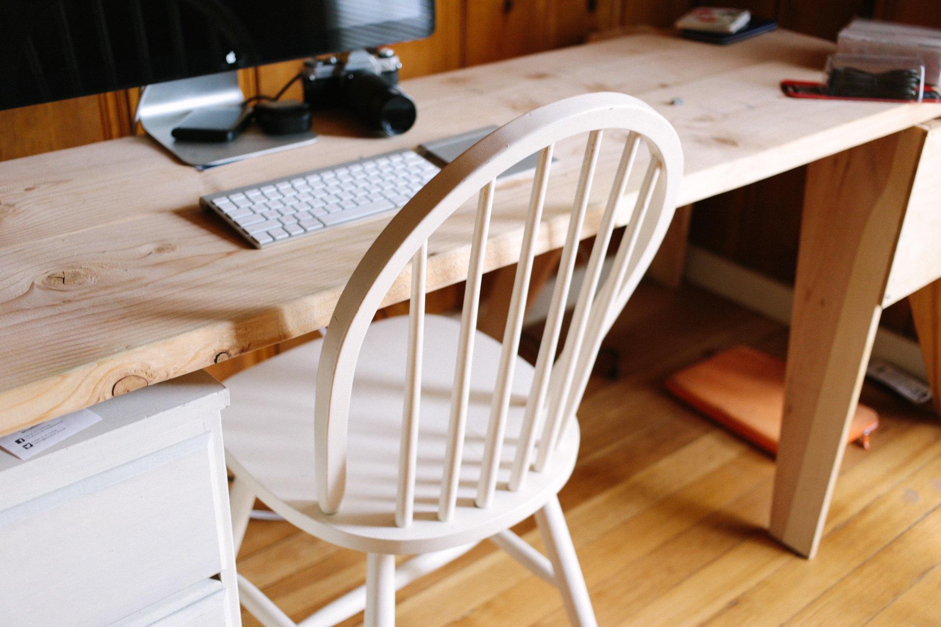 Fotos gratis escritorio computadora mesa creativo for Sillas para computadora