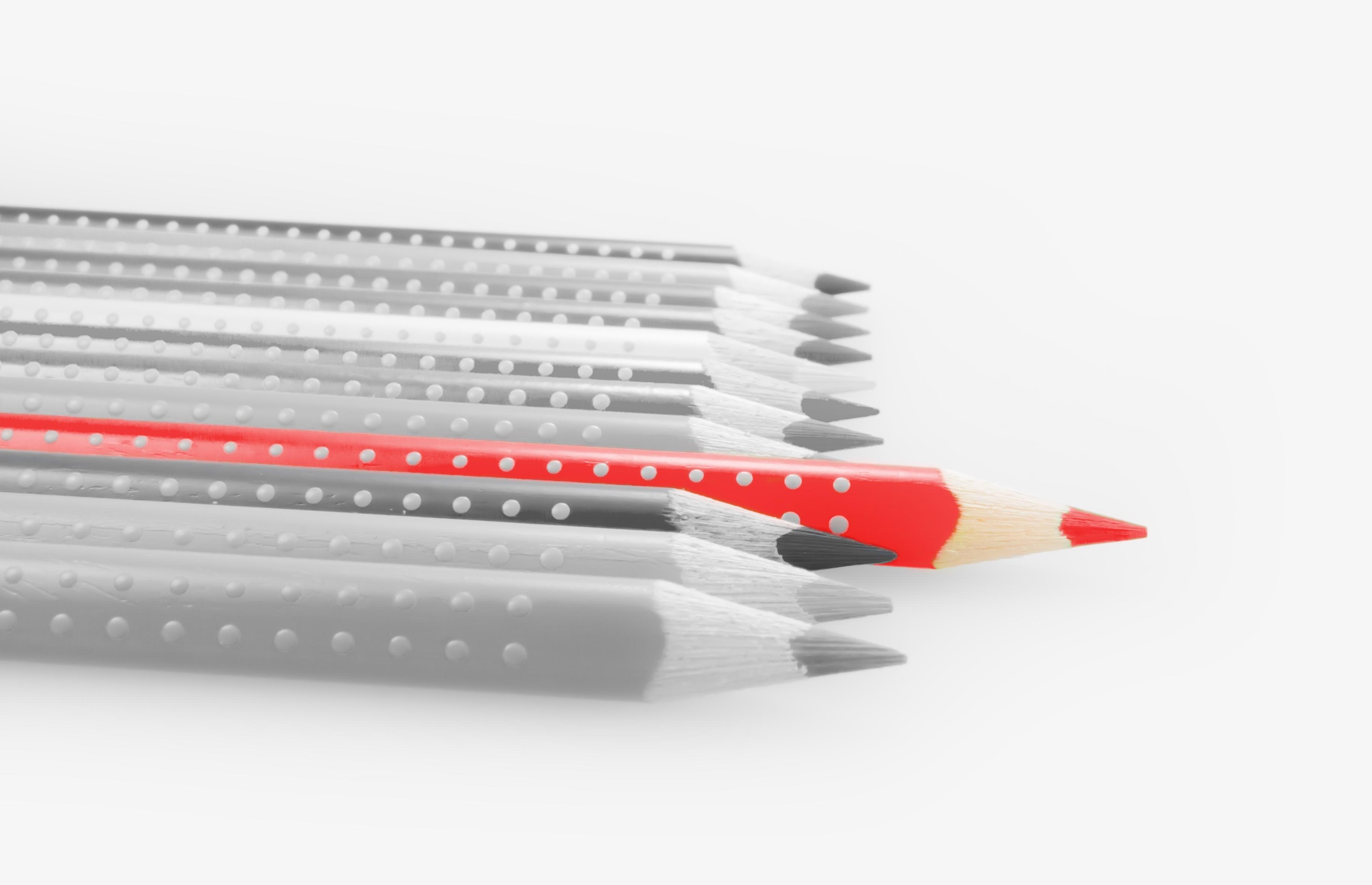 Banco De Imagens Escrivaninha Criativo Vermelho Pintura