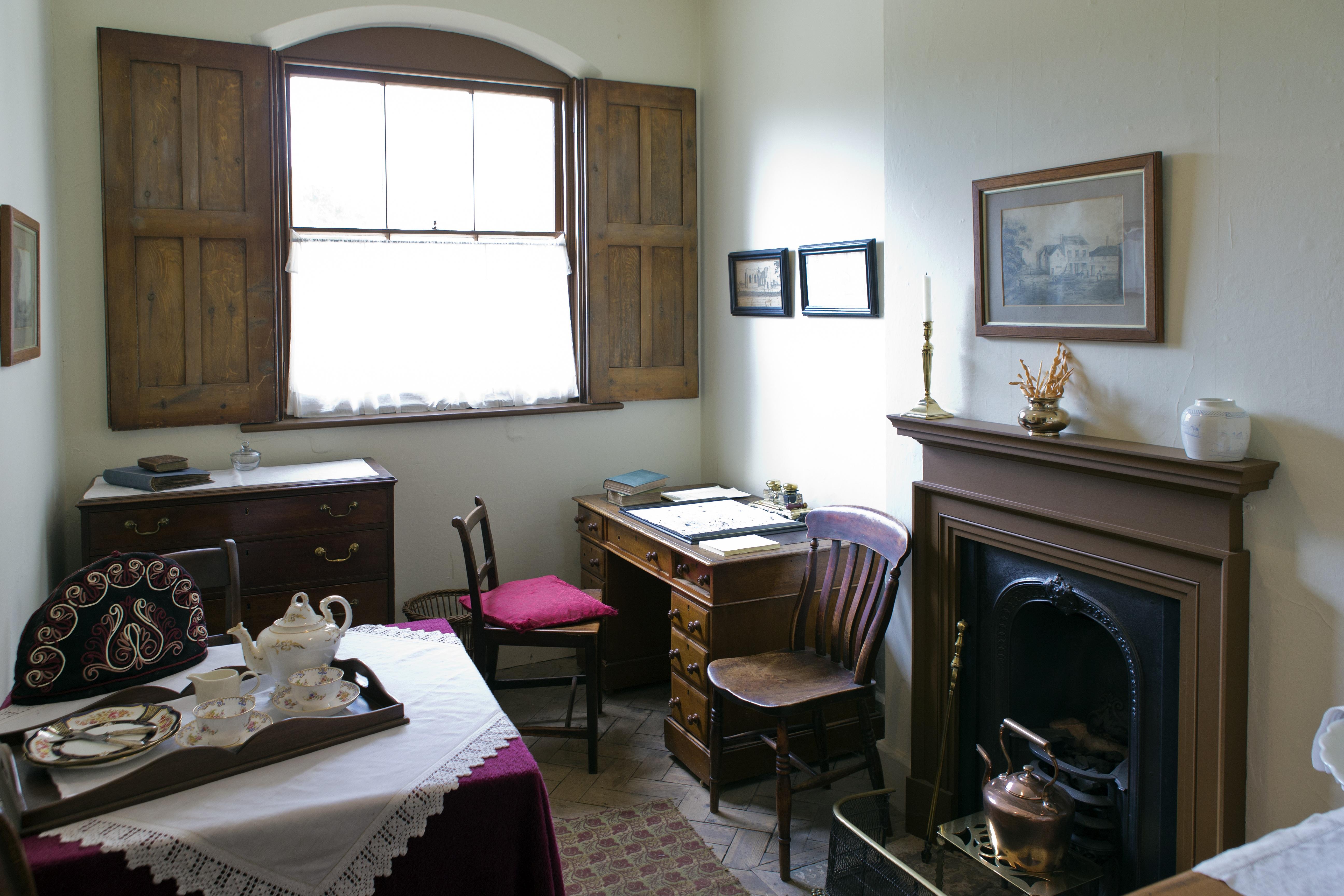 Images gratuites bureau chalet cheminée propriété salon