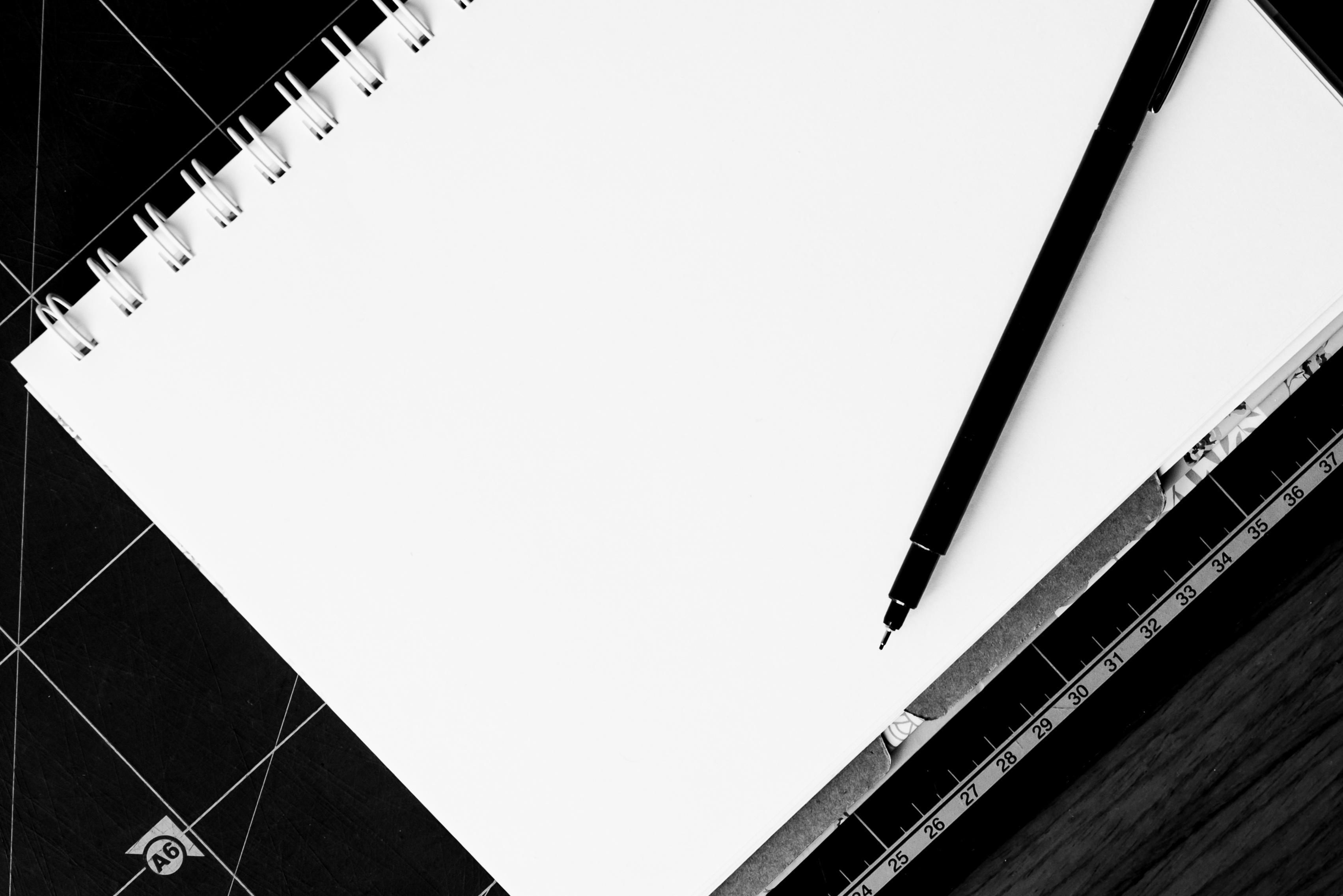 Kostenlose foto : Schreibtisch, Notizbuch, Tabelle, Buch, Bleistift ...
