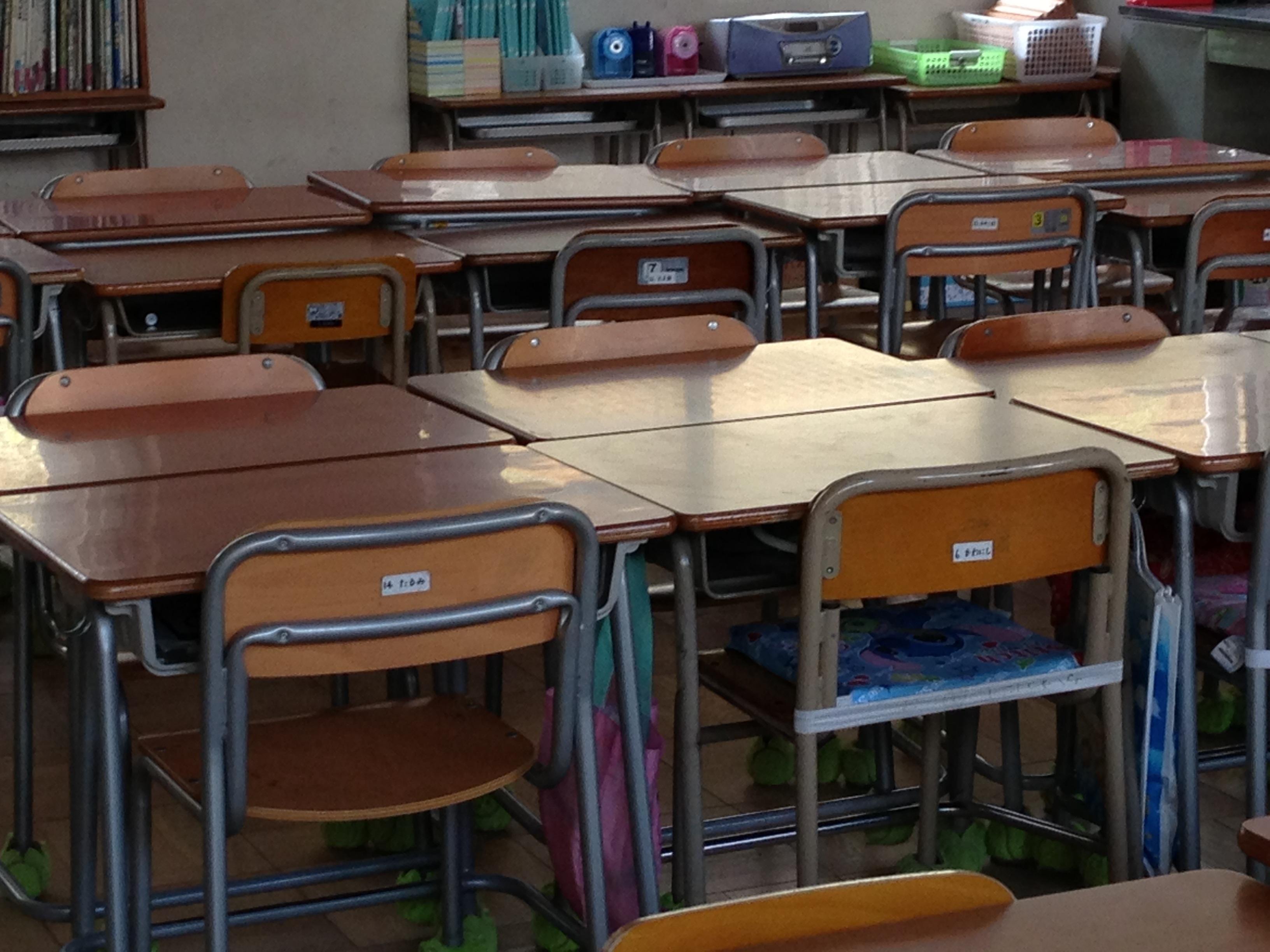 Desk Table Office Furniture Room Japan Classroom Interior Design School  Cabinetry