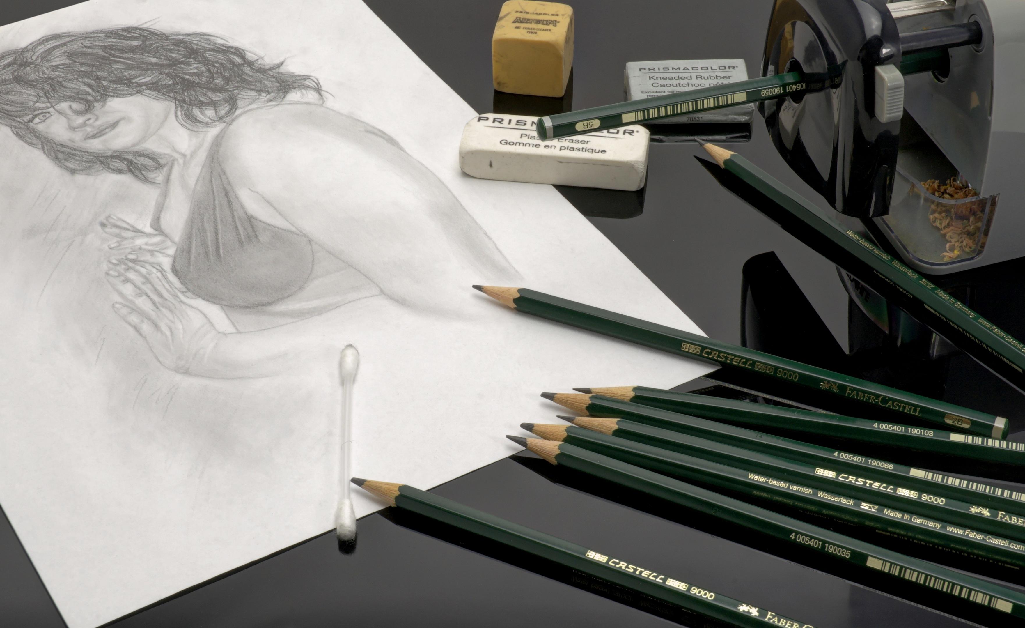 Desk writing pencil leaf office paper artwork eraser art sketch drawing pens stationery document draw artists