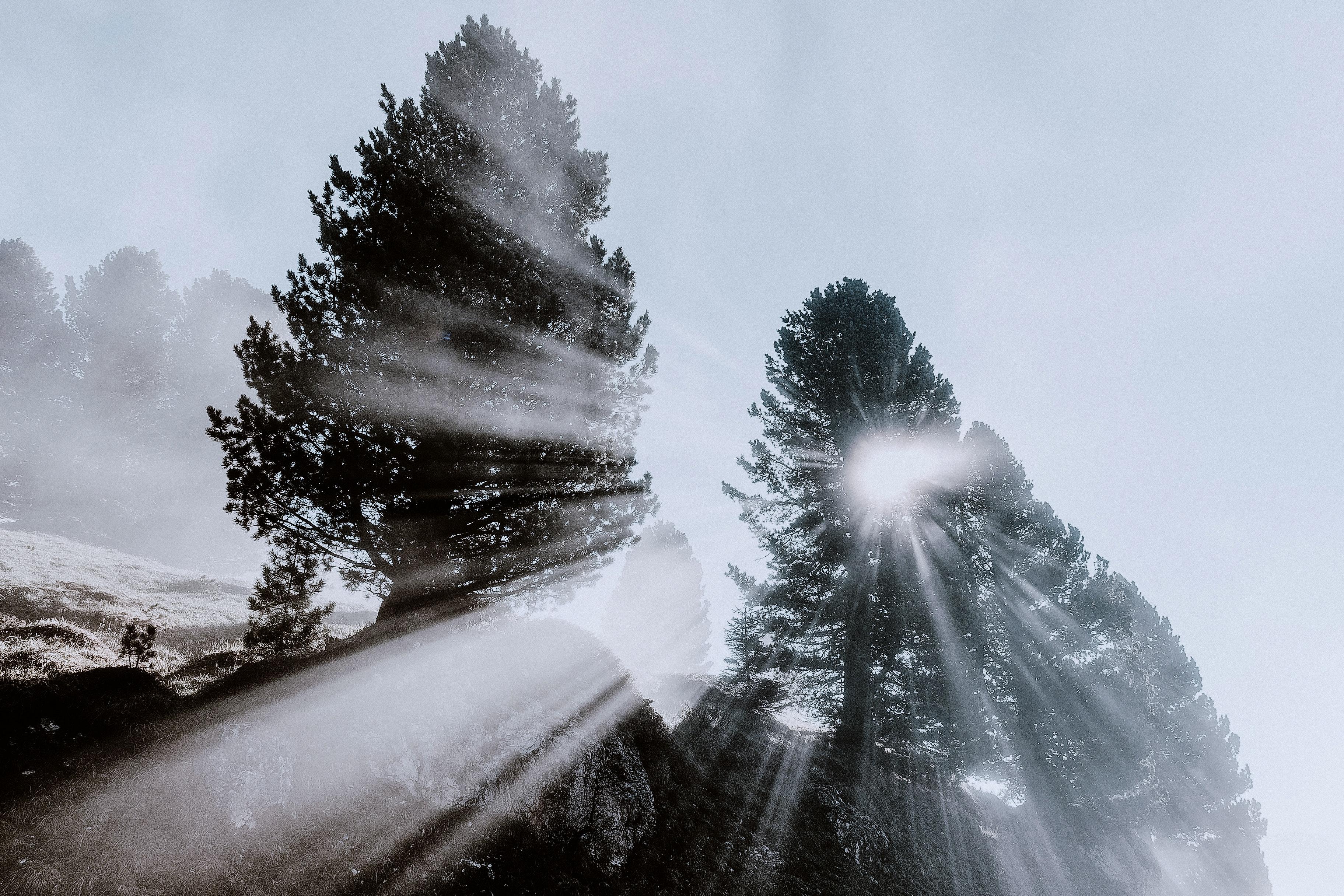 Immagini Belle Sfondi Per Il Desktop Nebbia Hd Wallpaper Mac
