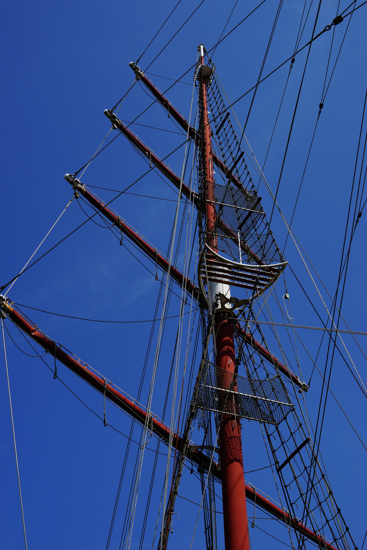 Images gratuites ros e ciel lac vieux t d marrage - Photo de voilier gratuite ...