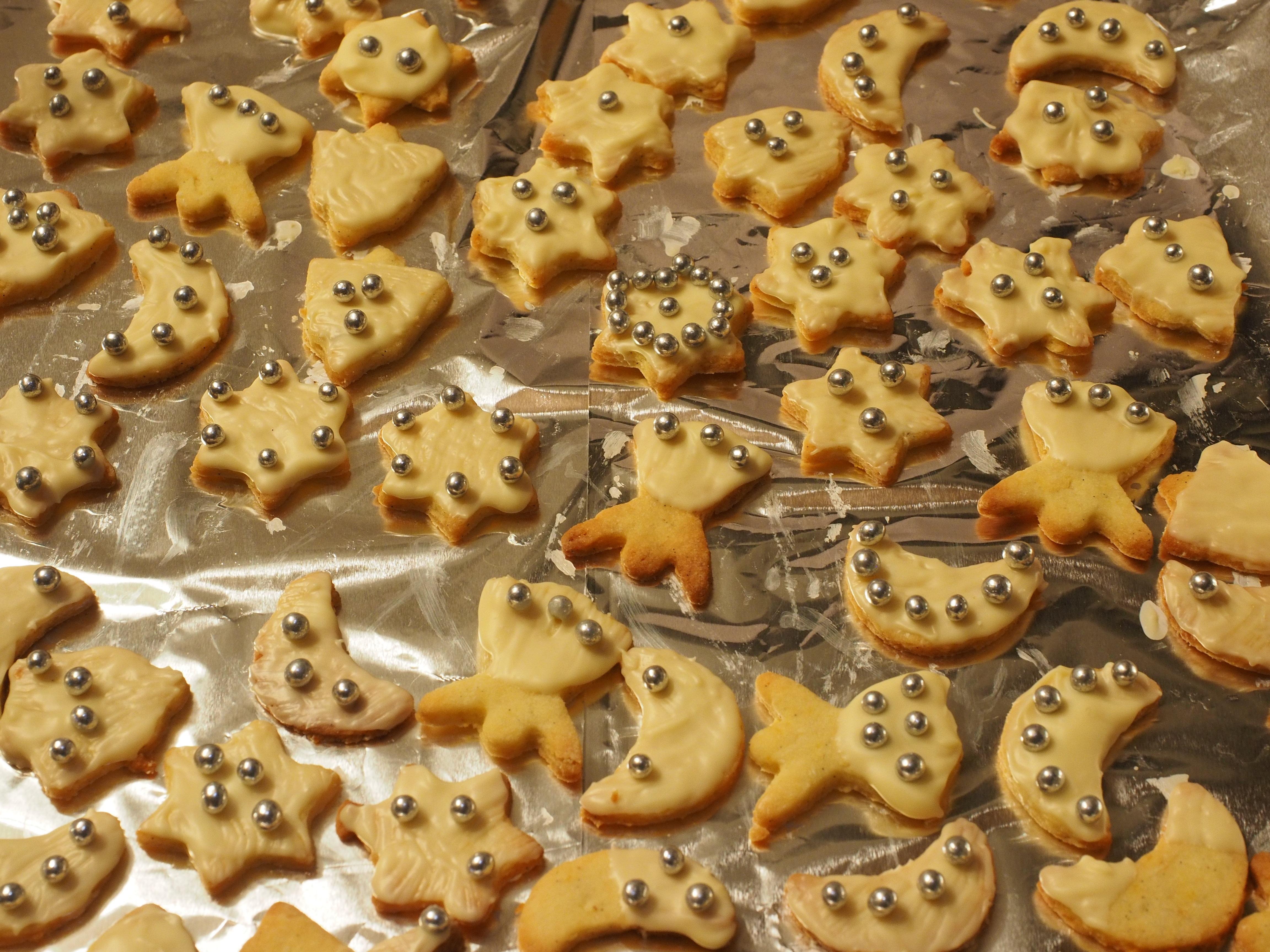 Kekse Backen Weihnachten.Kostenlose Foto Gericht Lebensmittel Backen Weihnachten