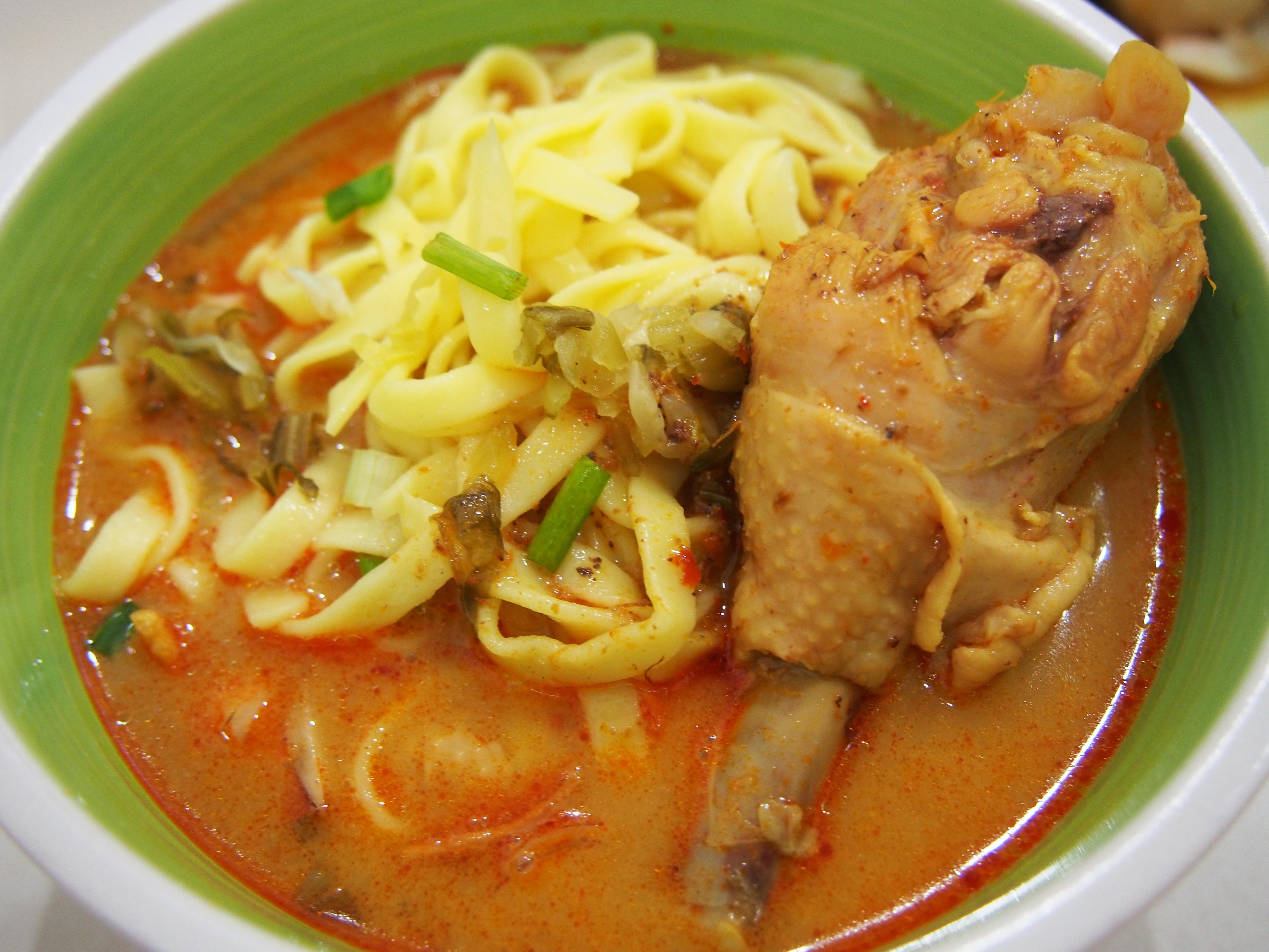 Gambar Hidangan Masakan Ayam Sup Makanan Asia Thai Makanan
