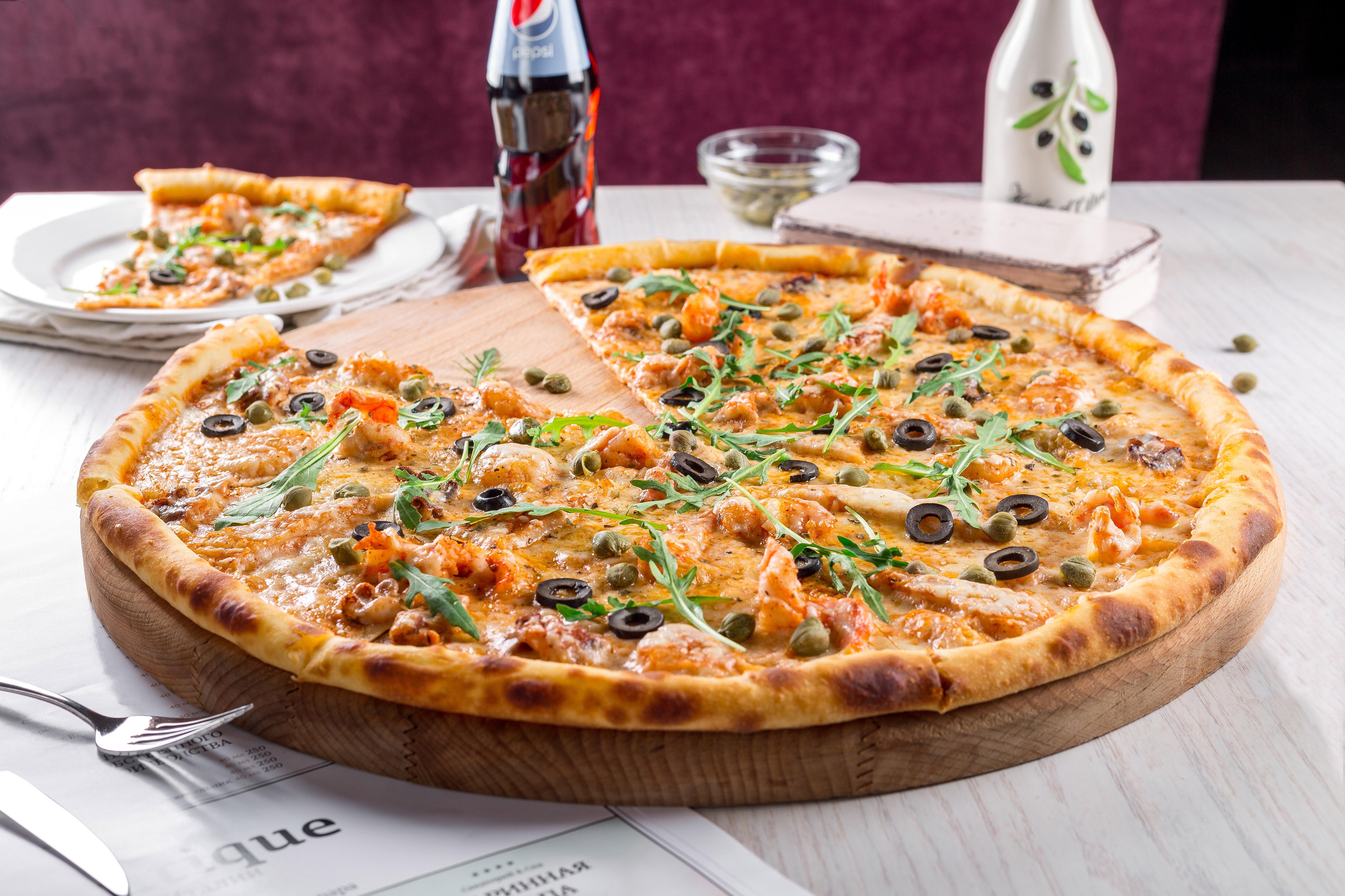 фото пиццы крупным планом что-то пеку