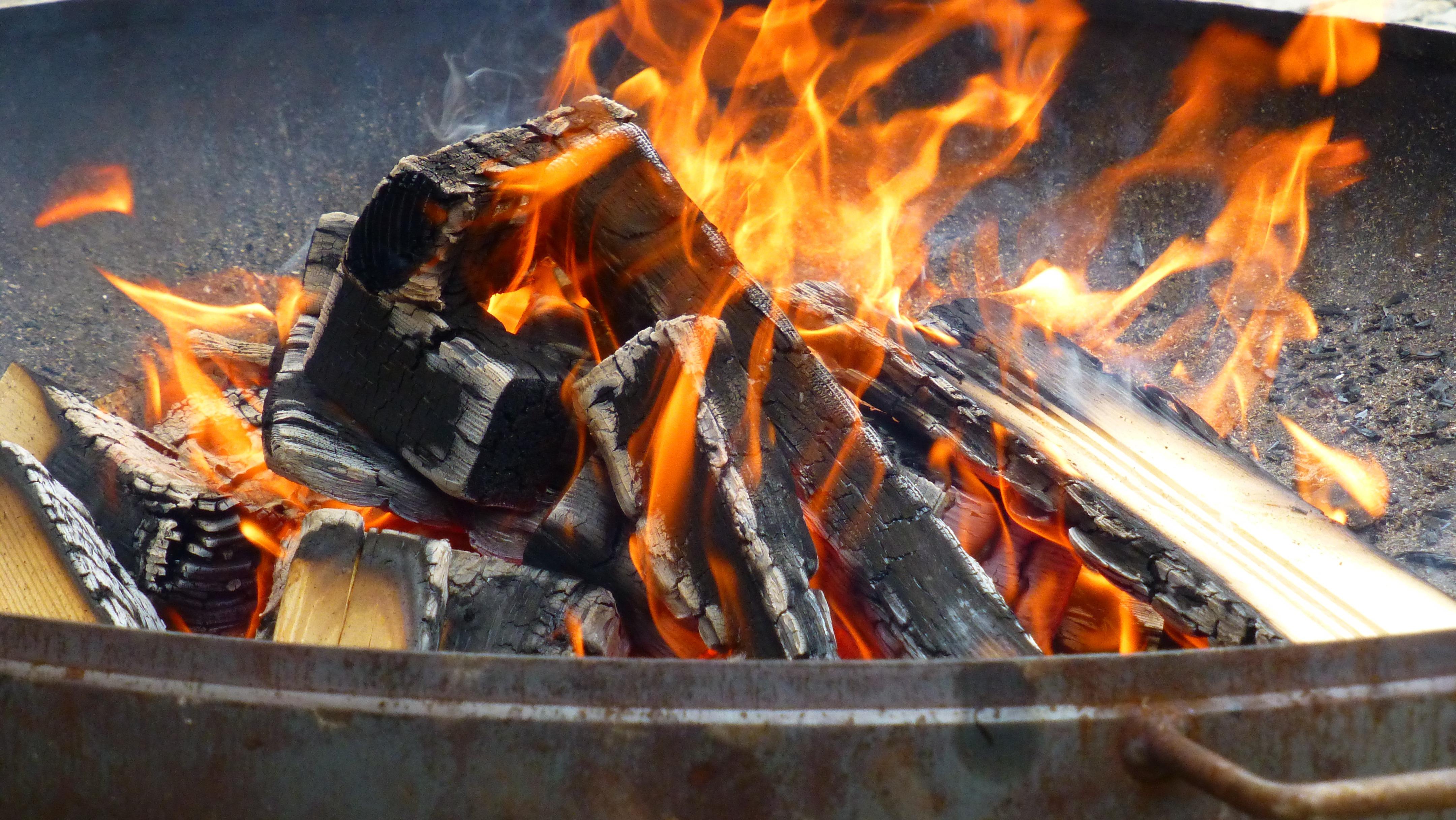 Картинка горение твердого топлива