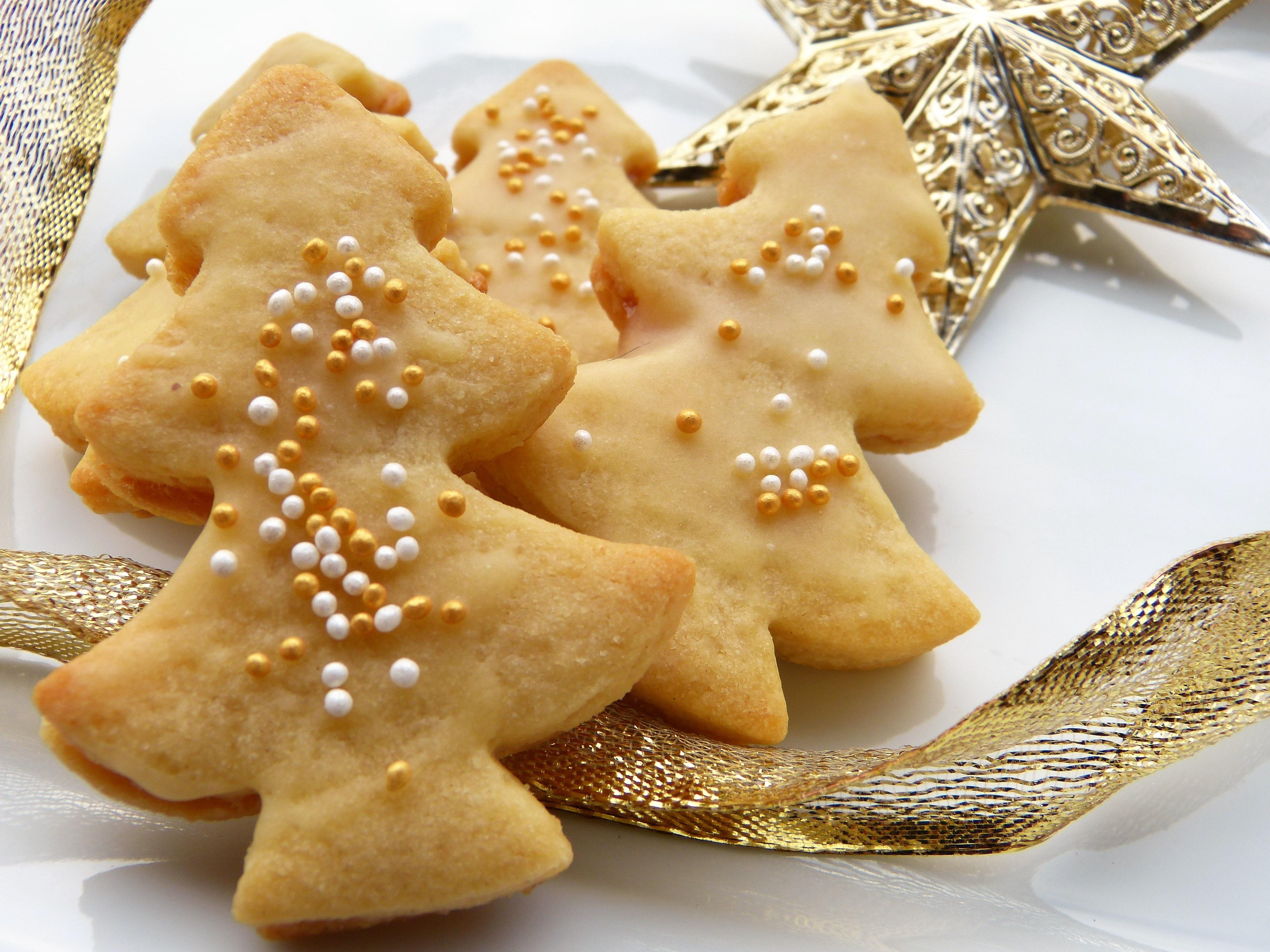 Рождественская выпечка рецепты фото