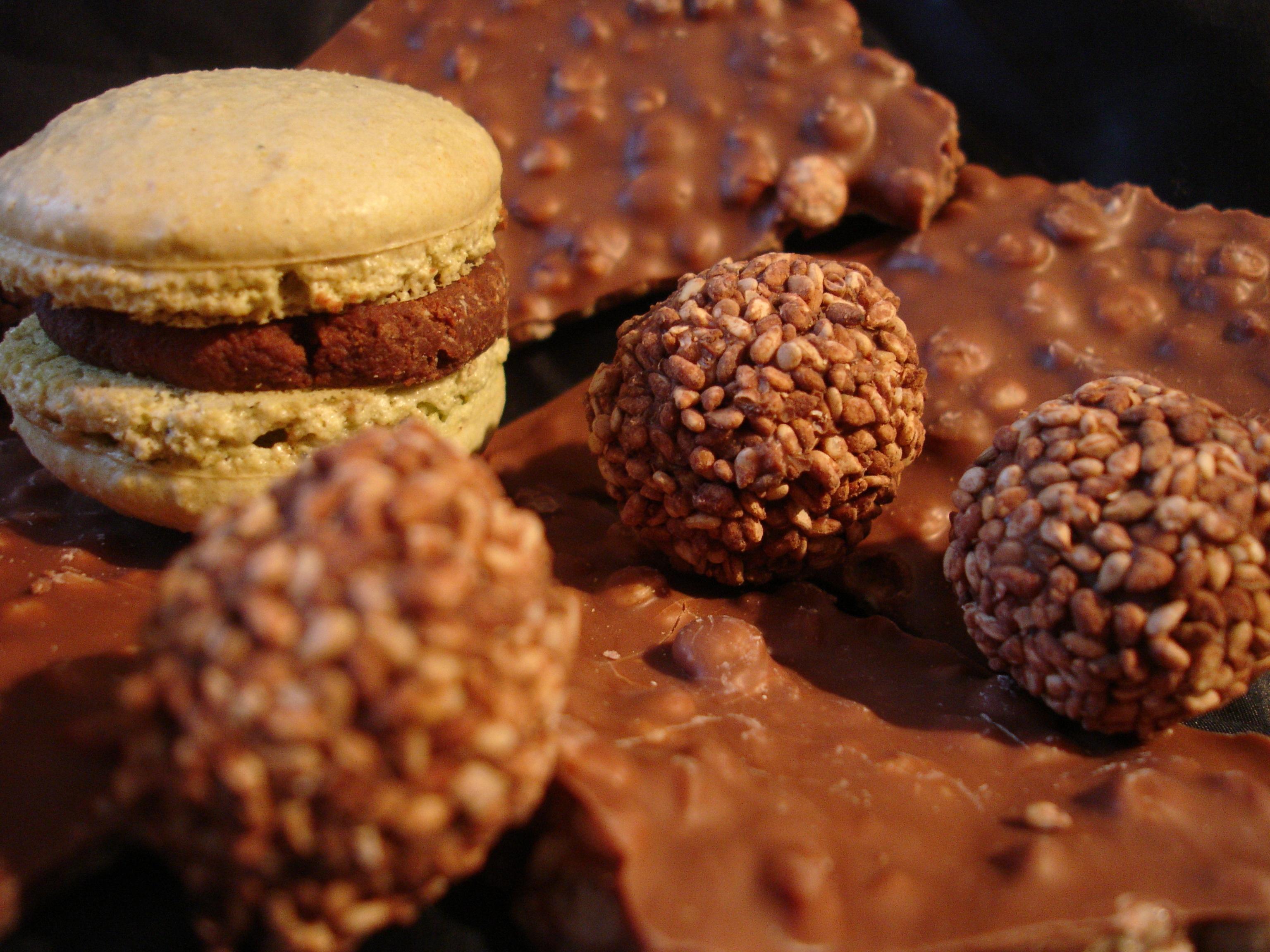 MM'li Çikolatalı Kurabiye Tarifi