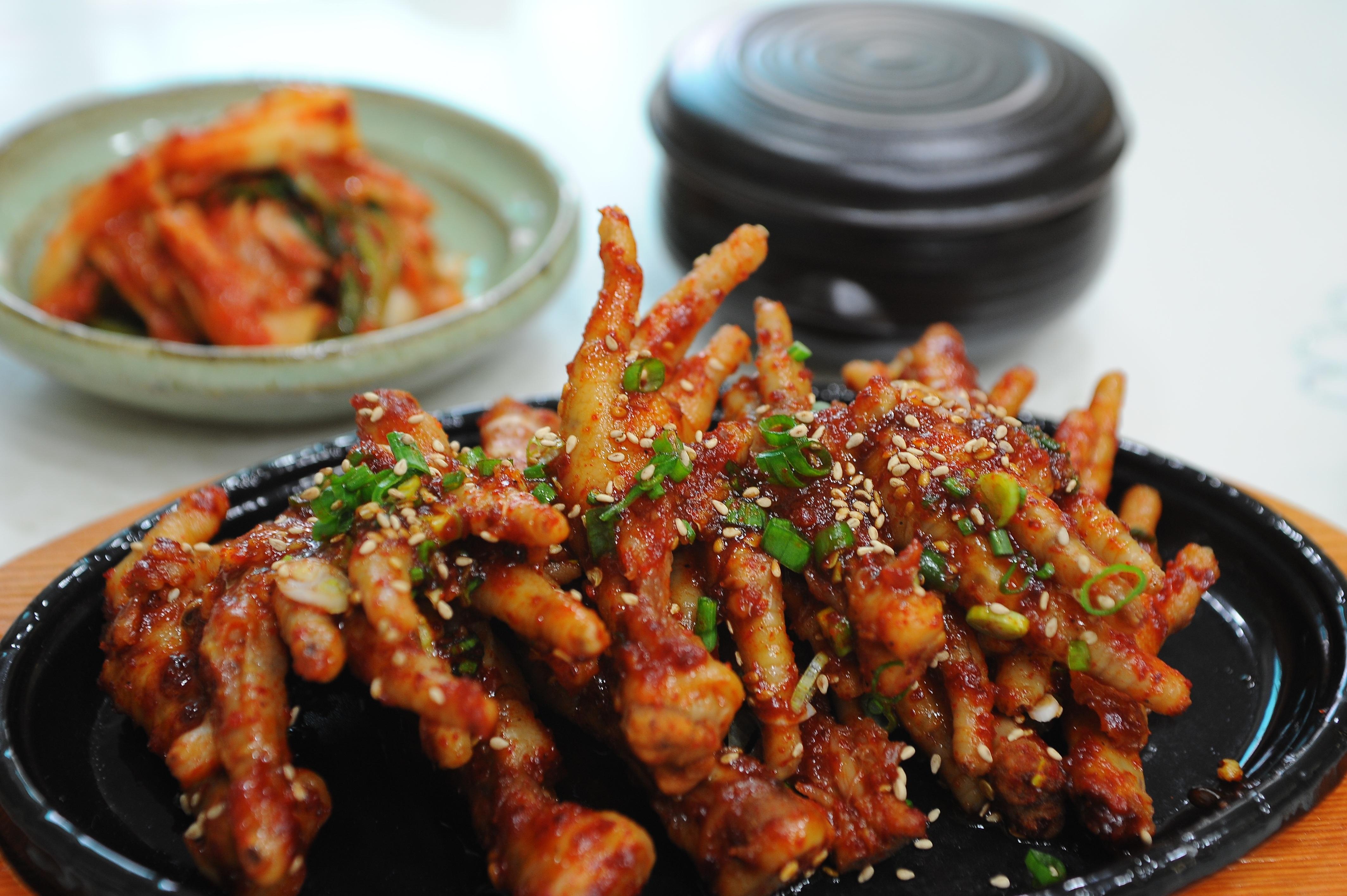 Куриные лапки по китайски рецепт с фото пошагово
