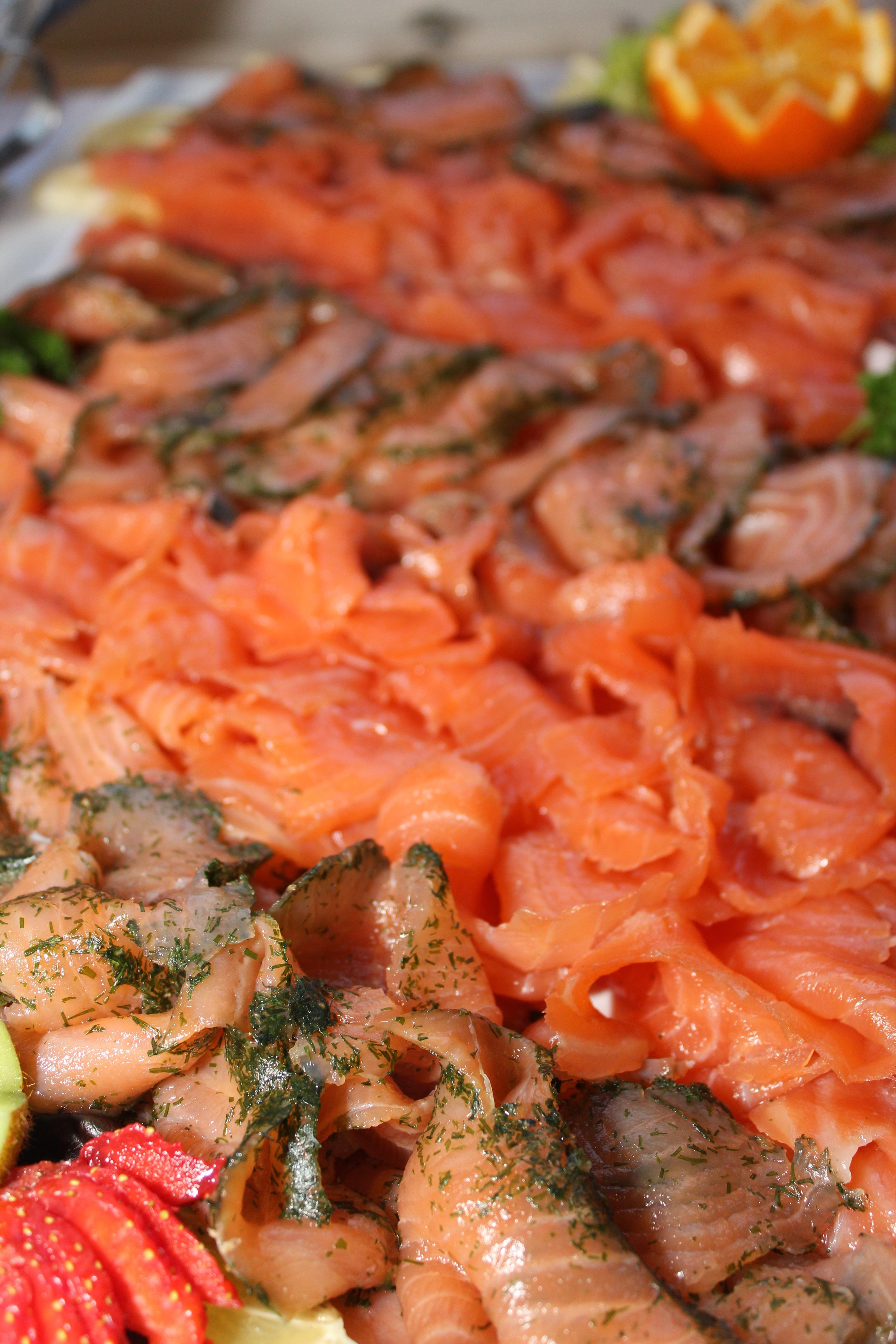 Füme Balık Tabağı