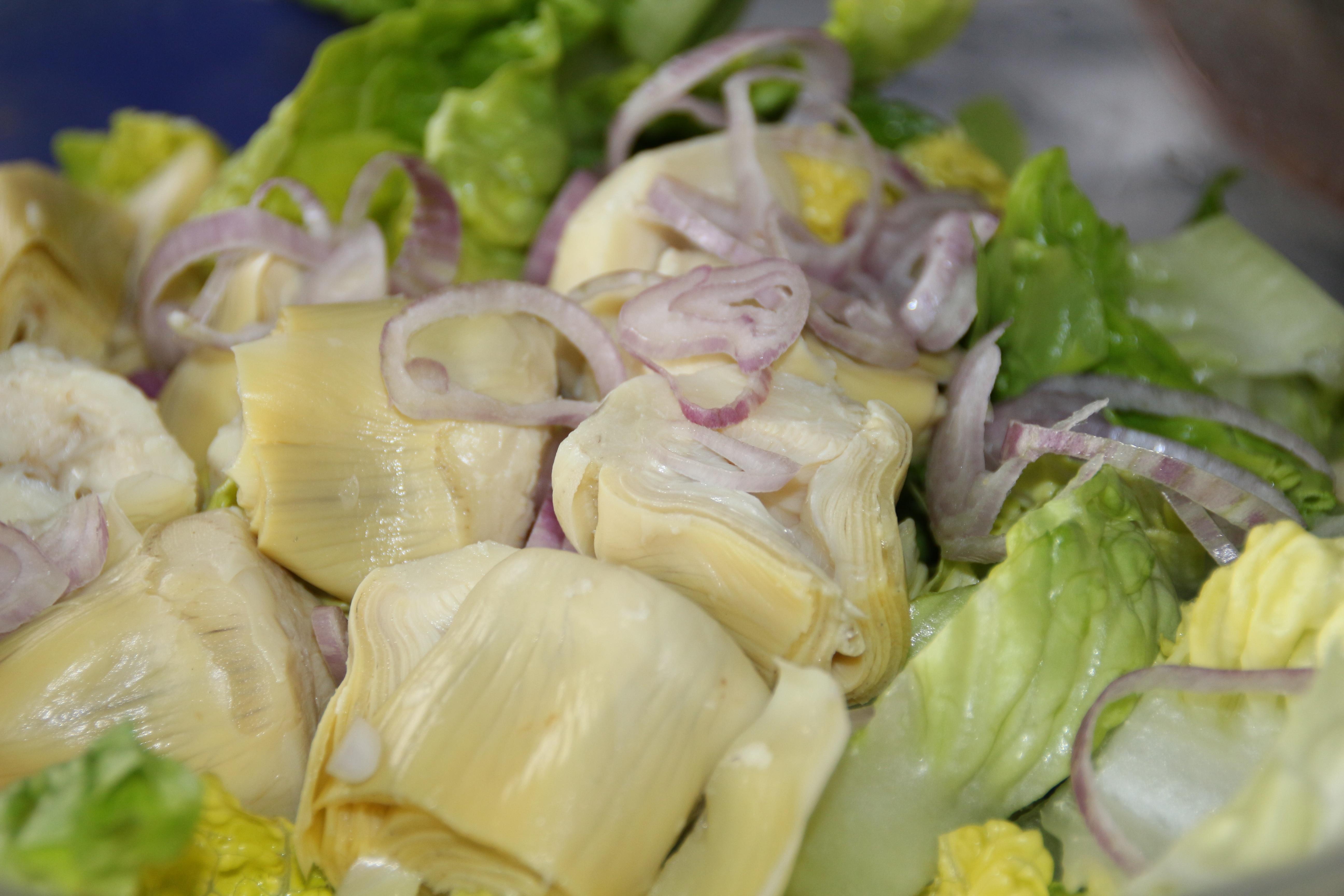 Fotoğraf Tabak Gıda Salata üretmek Sebze Mutfak Devedikeni