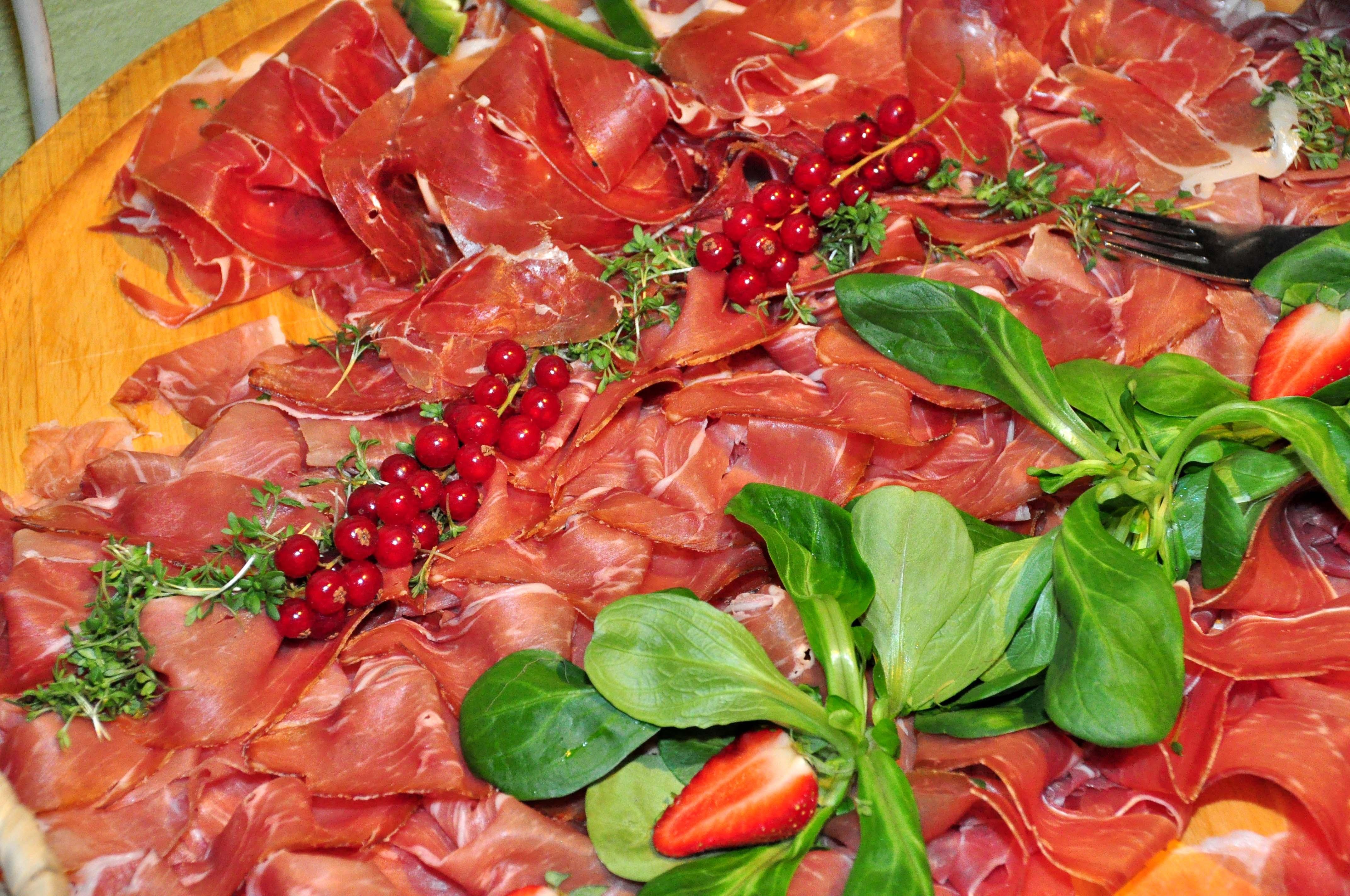 Овощные салаты к пицце