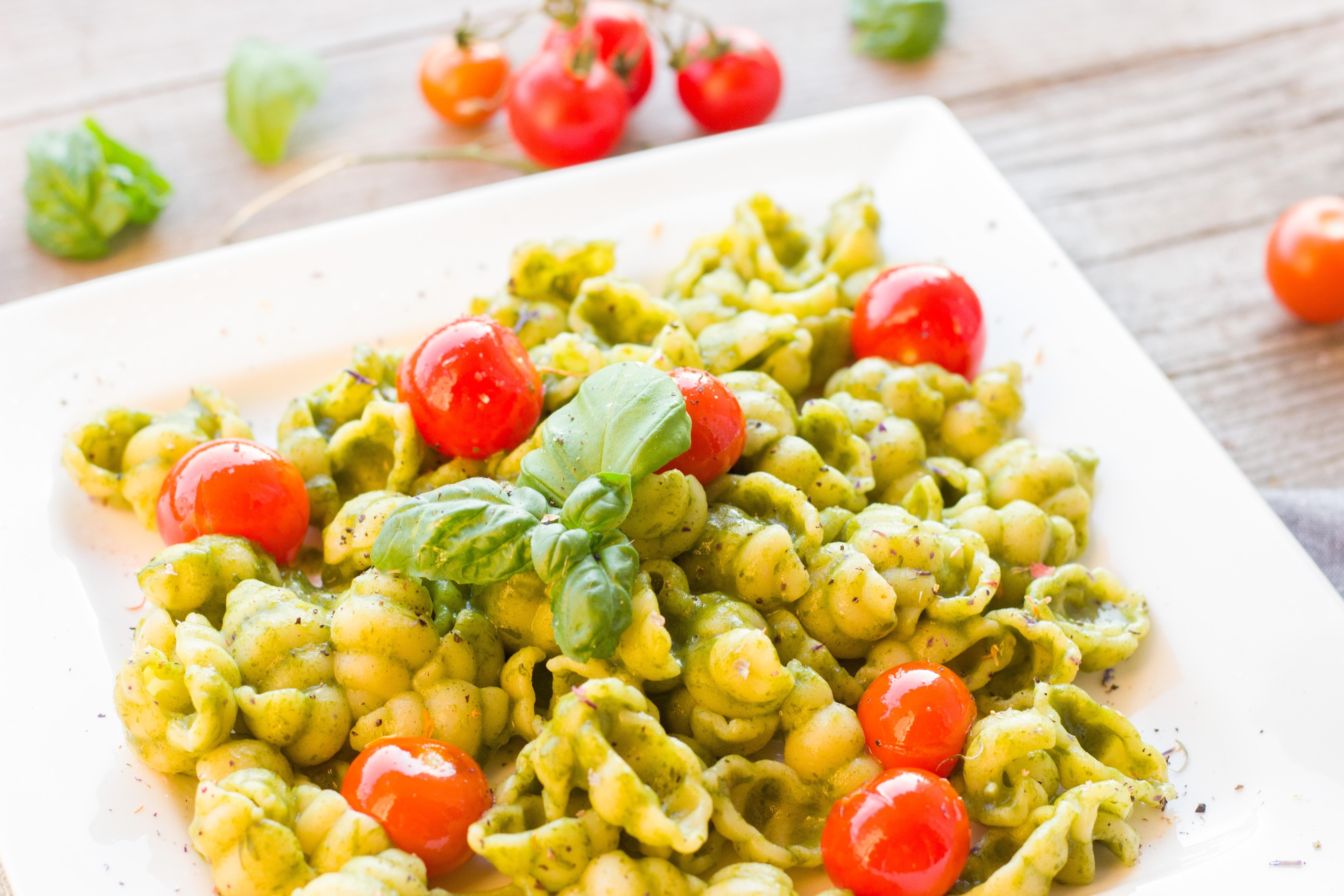 Free images dish salad spring green produce - Green vegetarian cuisine ...
