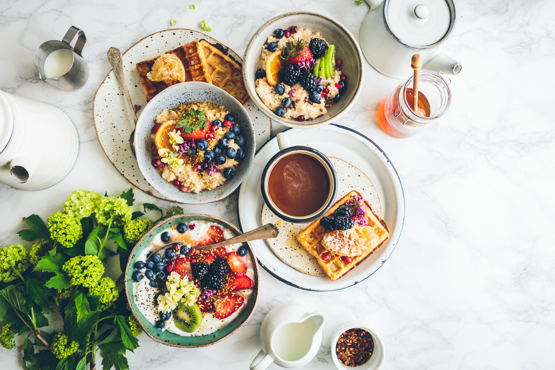 Квест, картинки доброе утро еда