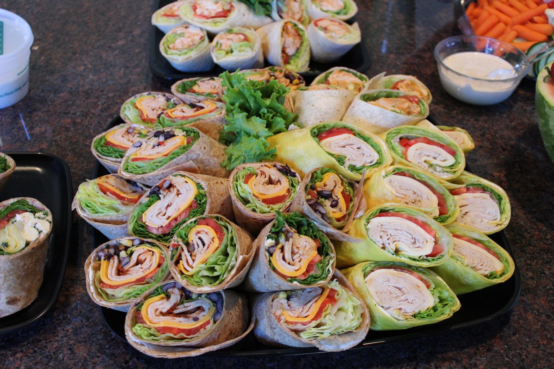 Images gratuites plat repas aliments casse cro te le for Canape wraps
