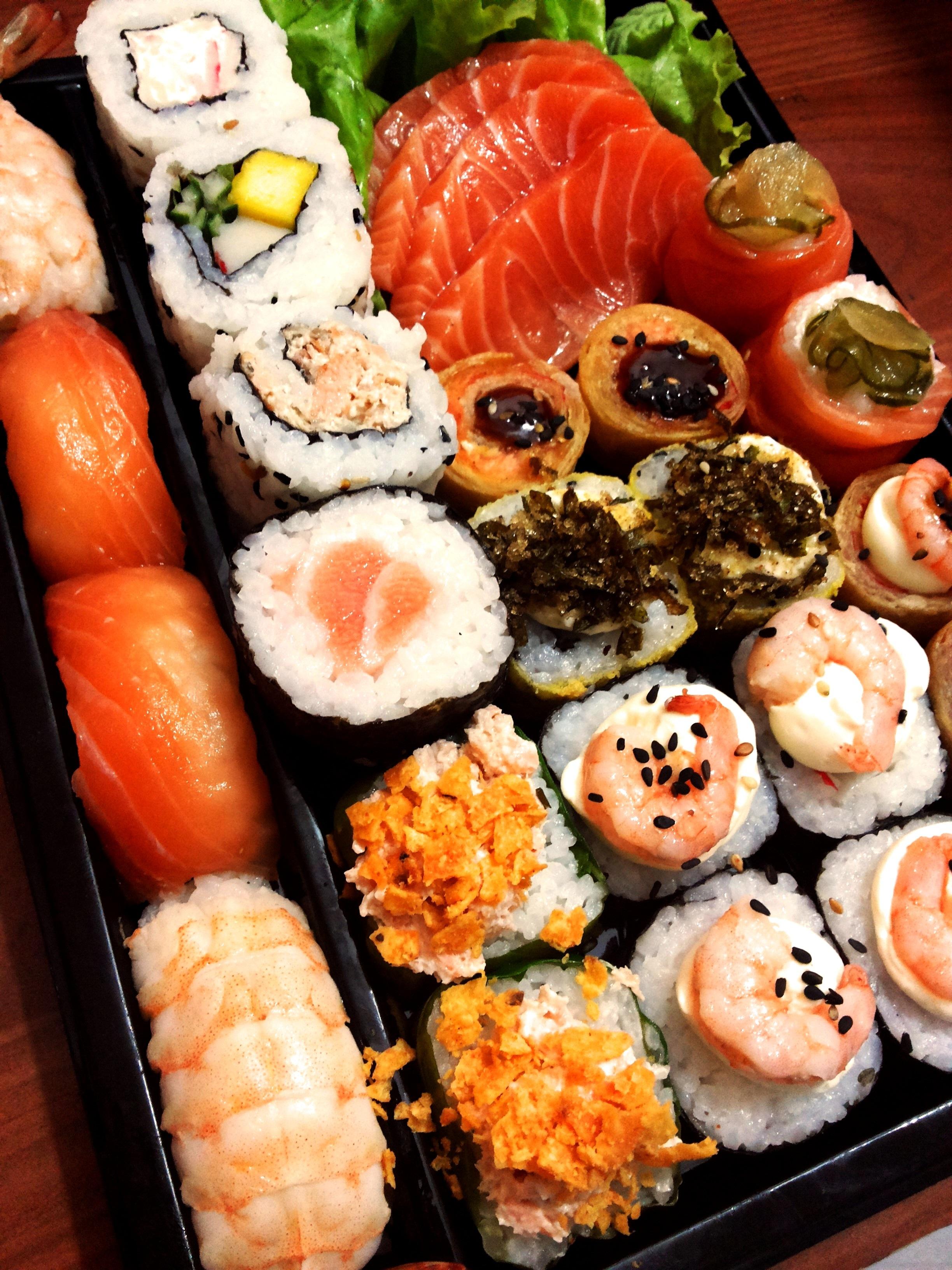 Суши в картинки