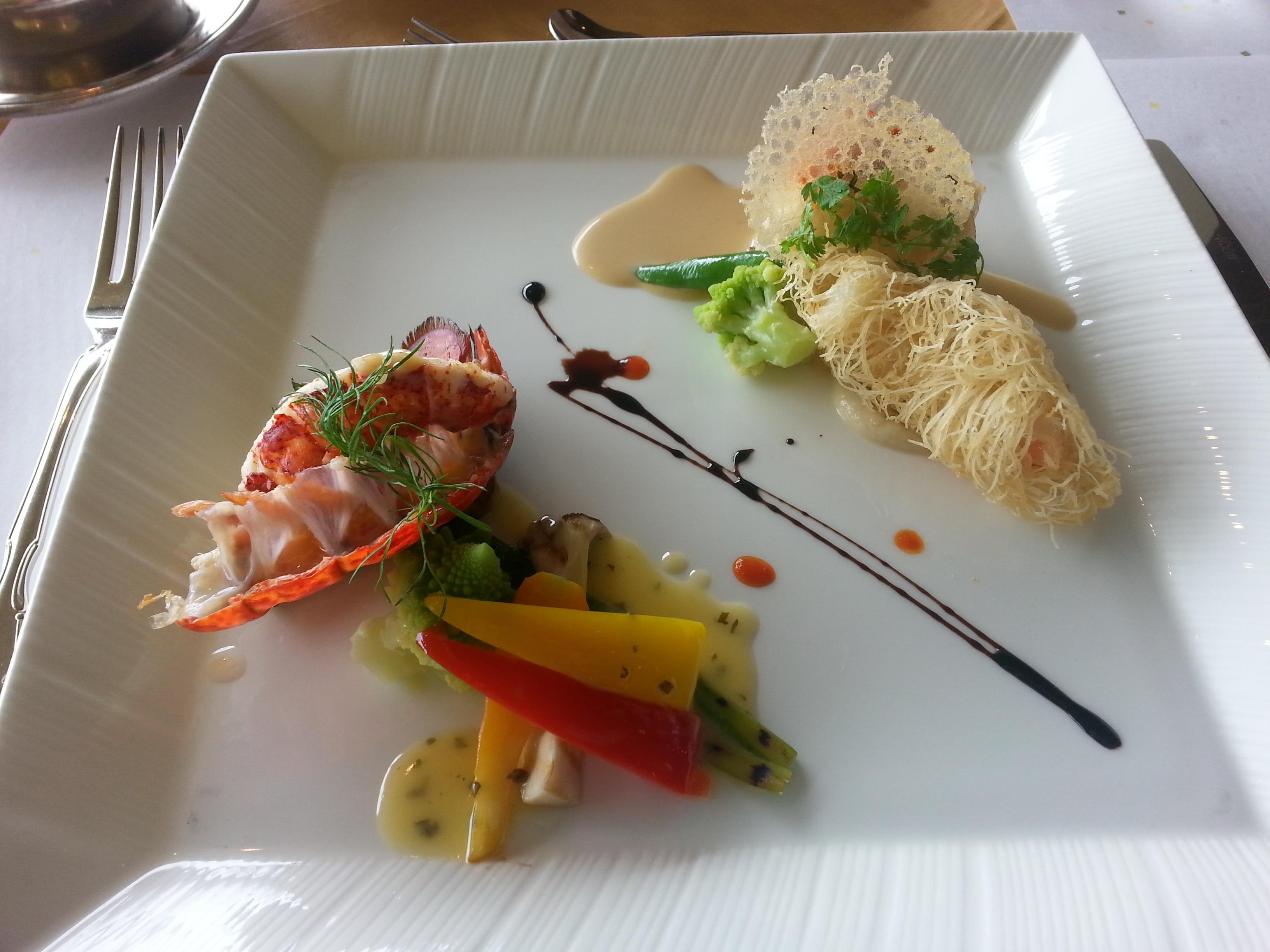 Images gratuites plat repas aliments assiette fruit de mer poisson gourmet le d jeuner - Assiette secret de gourmet ...