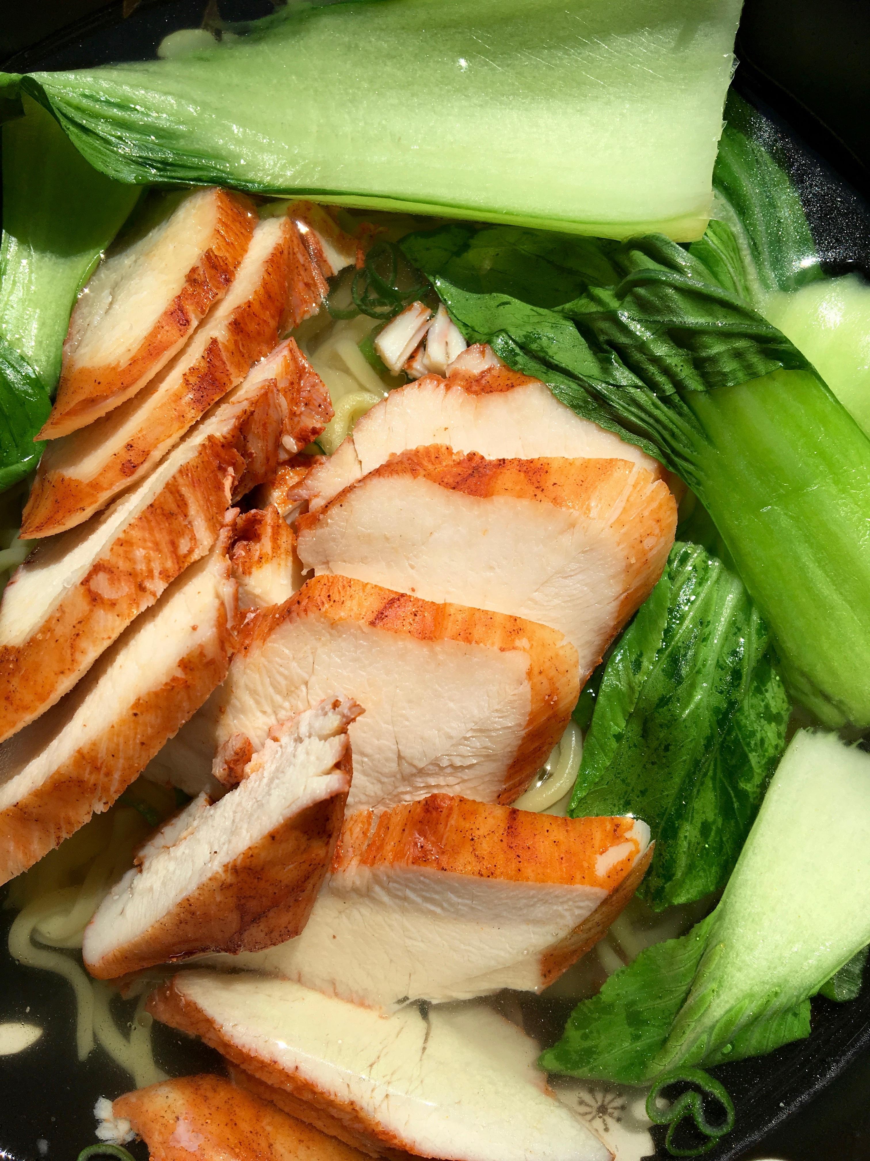 Asian food nutrition