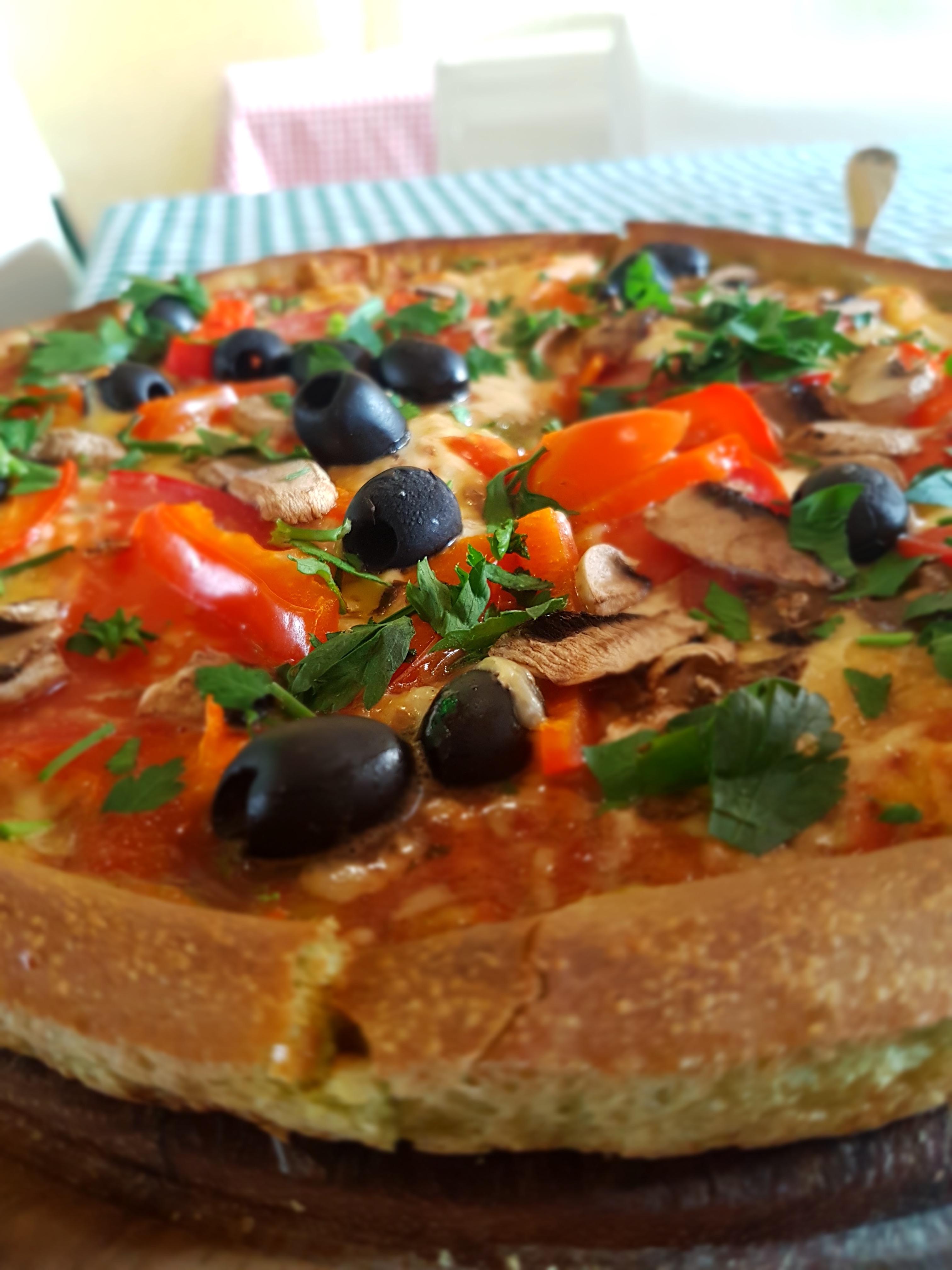 91ce57027 jedlo jedlo jedlo vyrobiť raňajky kuchyne pizza bruschetta talianske jedlo  european food